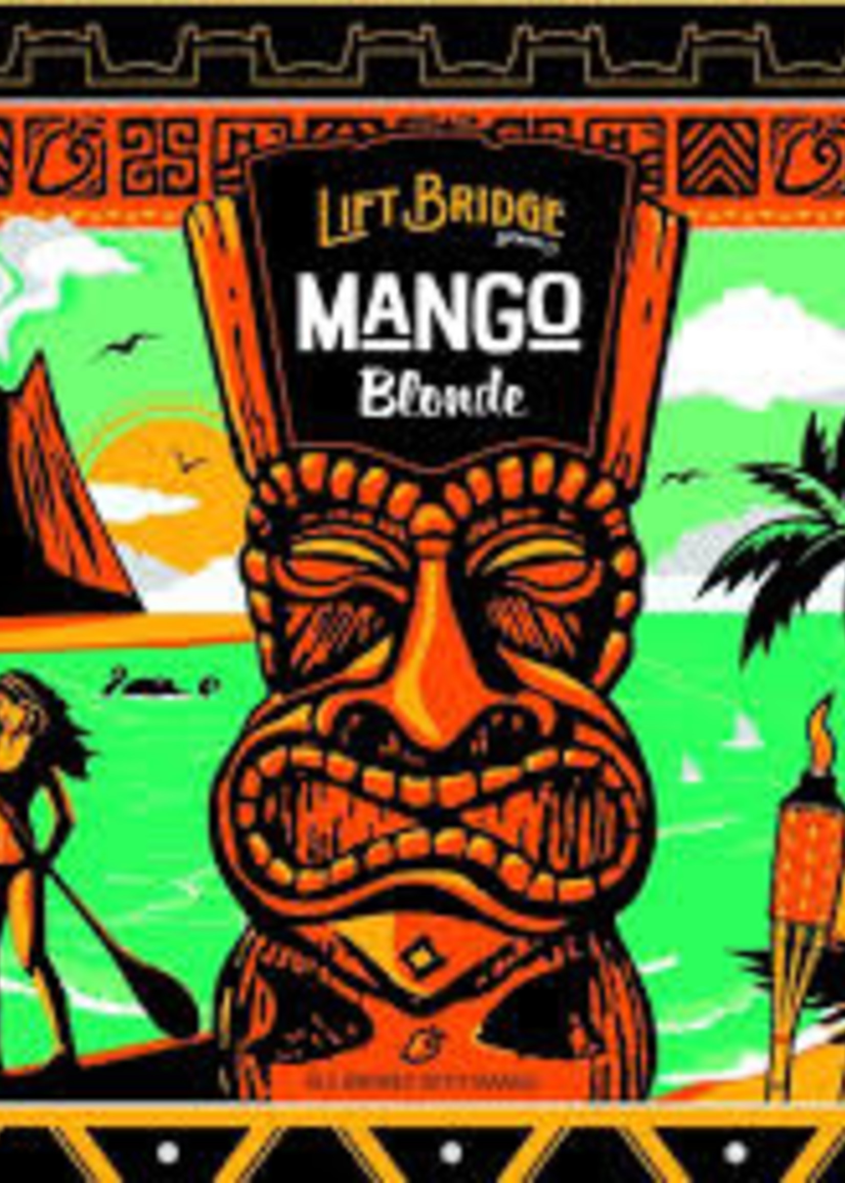 Lift Bridge Mango Blonde