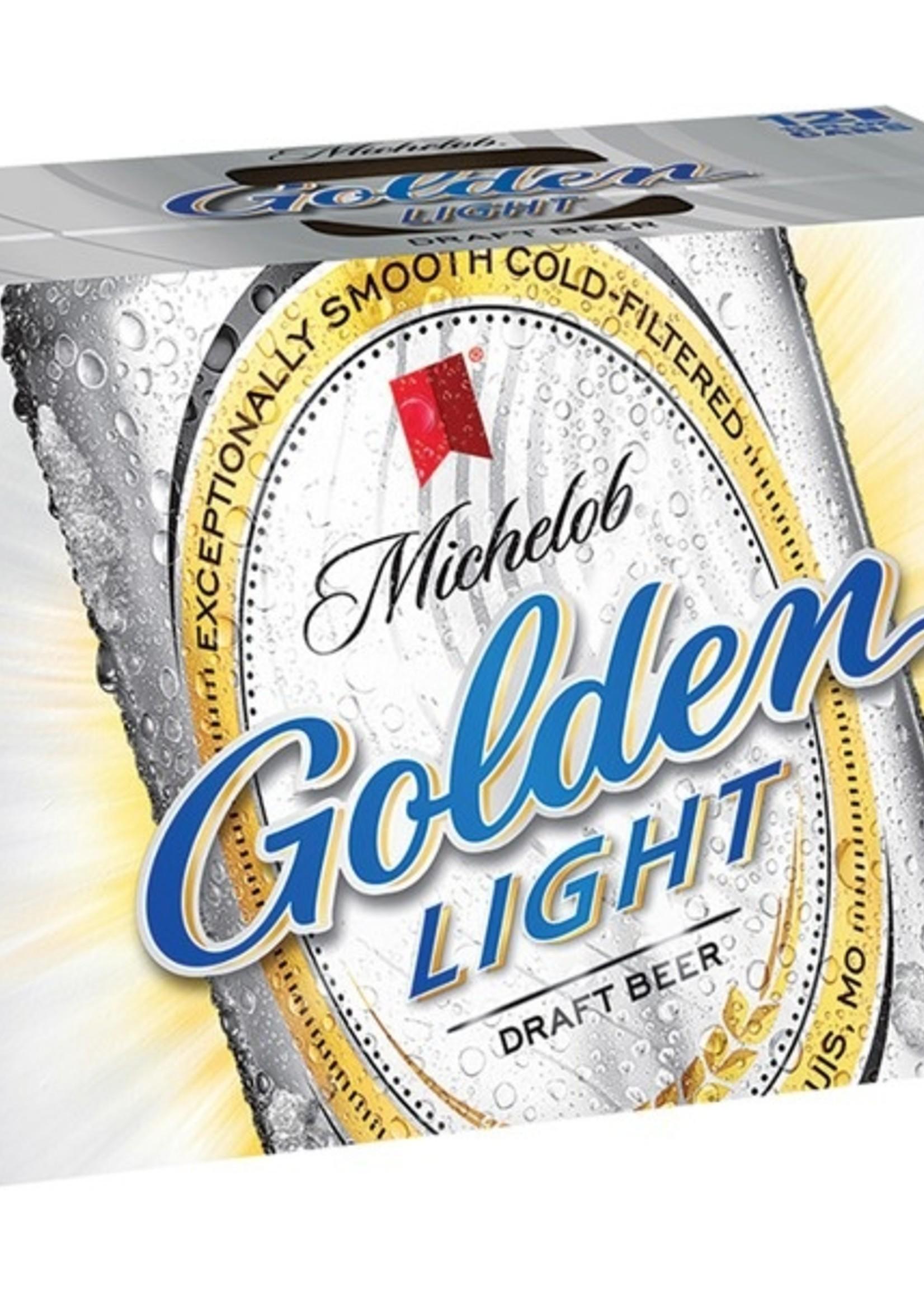 Mich Golden Light - 12 Cans