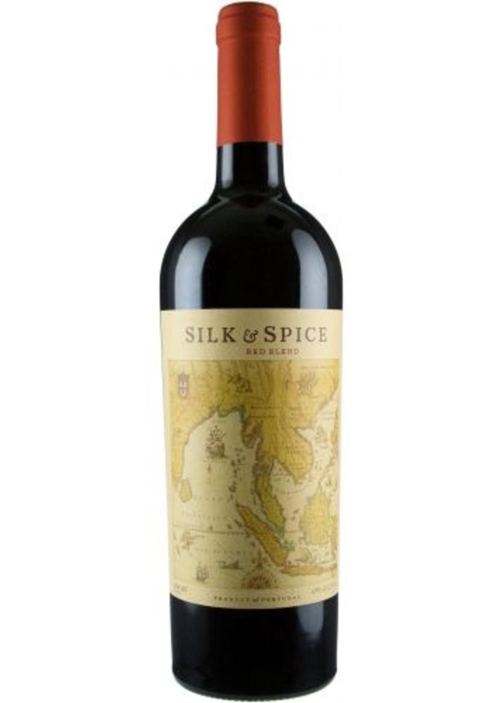Silk & Spice Red