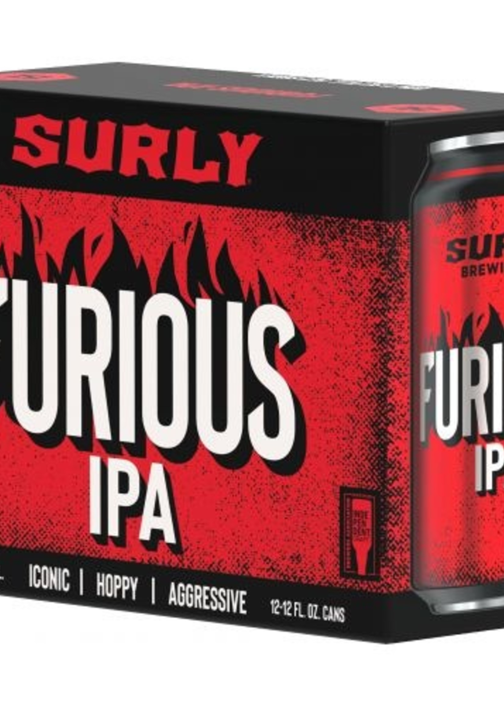 Surly Furious 12x12oz Cans