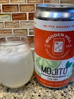 Wooden Hill Brewing Mojito Hard Seltzer