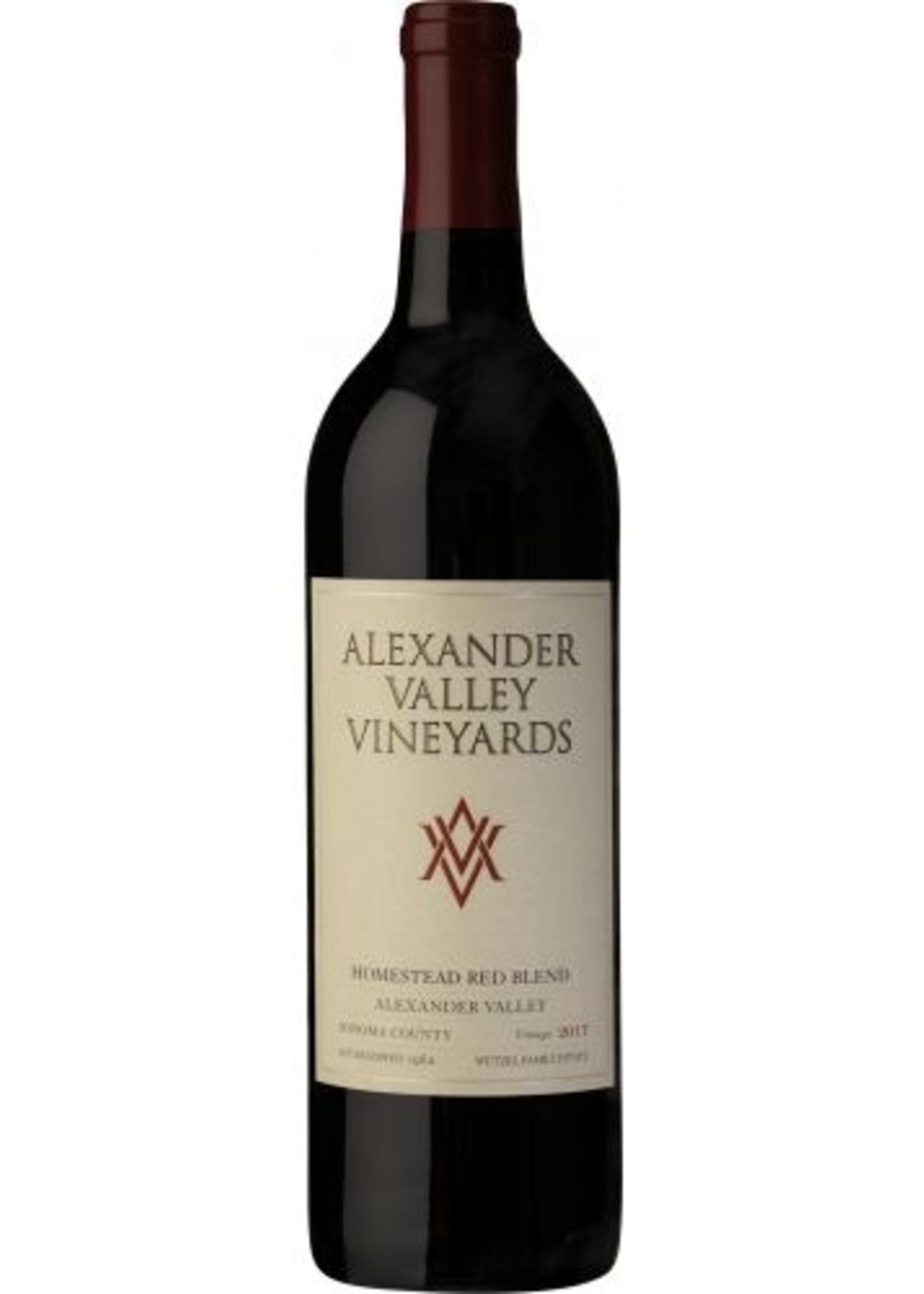 Alexander Homestead Red Blend