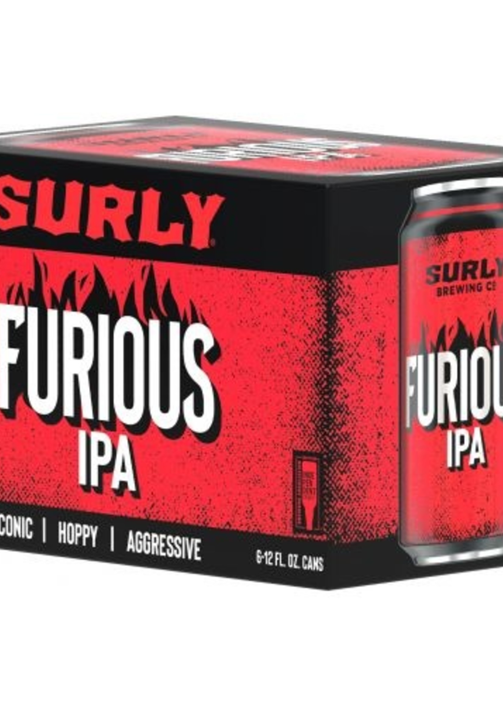 Surly Furious - 4x16oz Cans