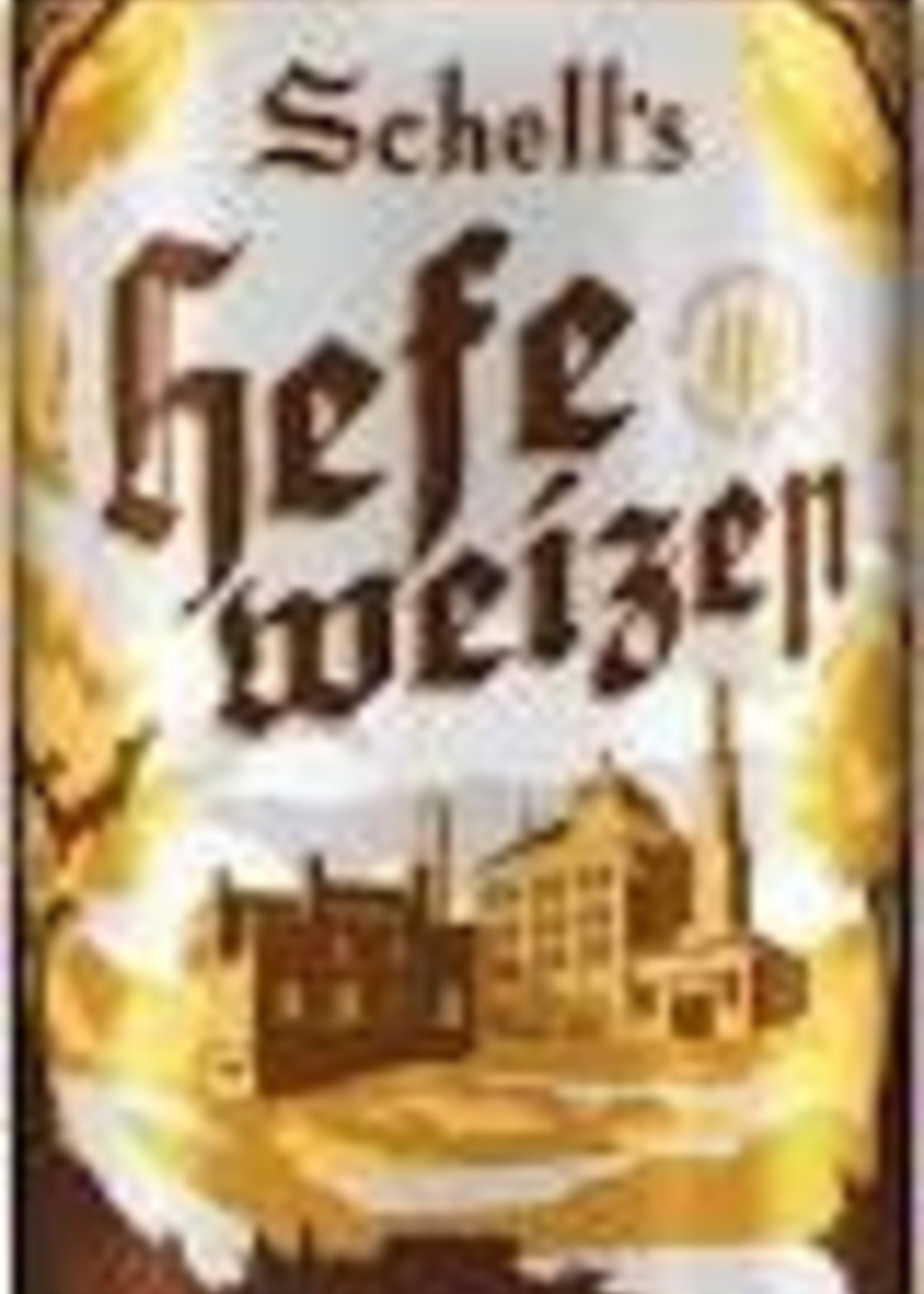 Schells Hefeweizen - 6x12oz Cans