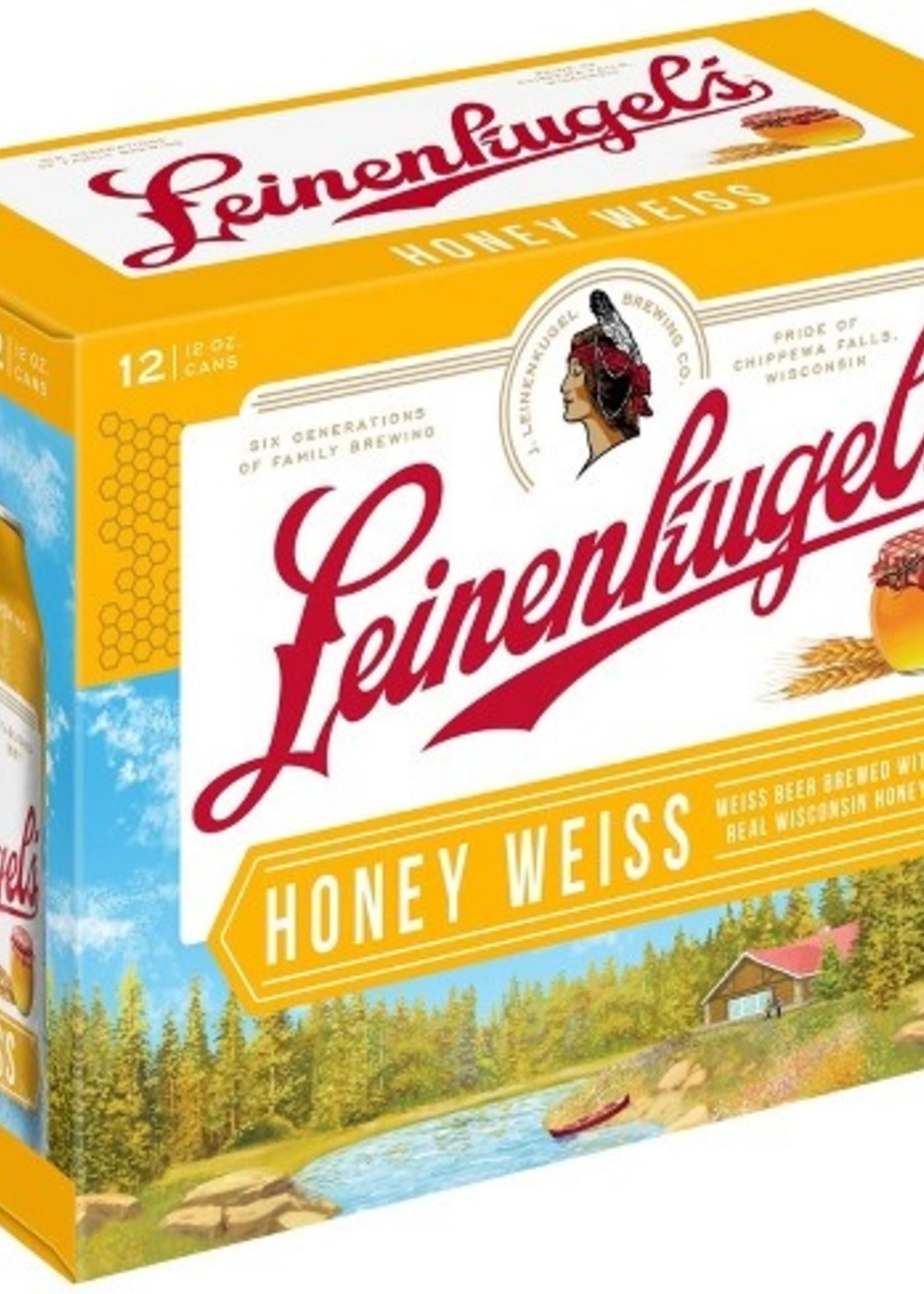 Leinenkugel's Honey Weiss - 12x12oz Cans