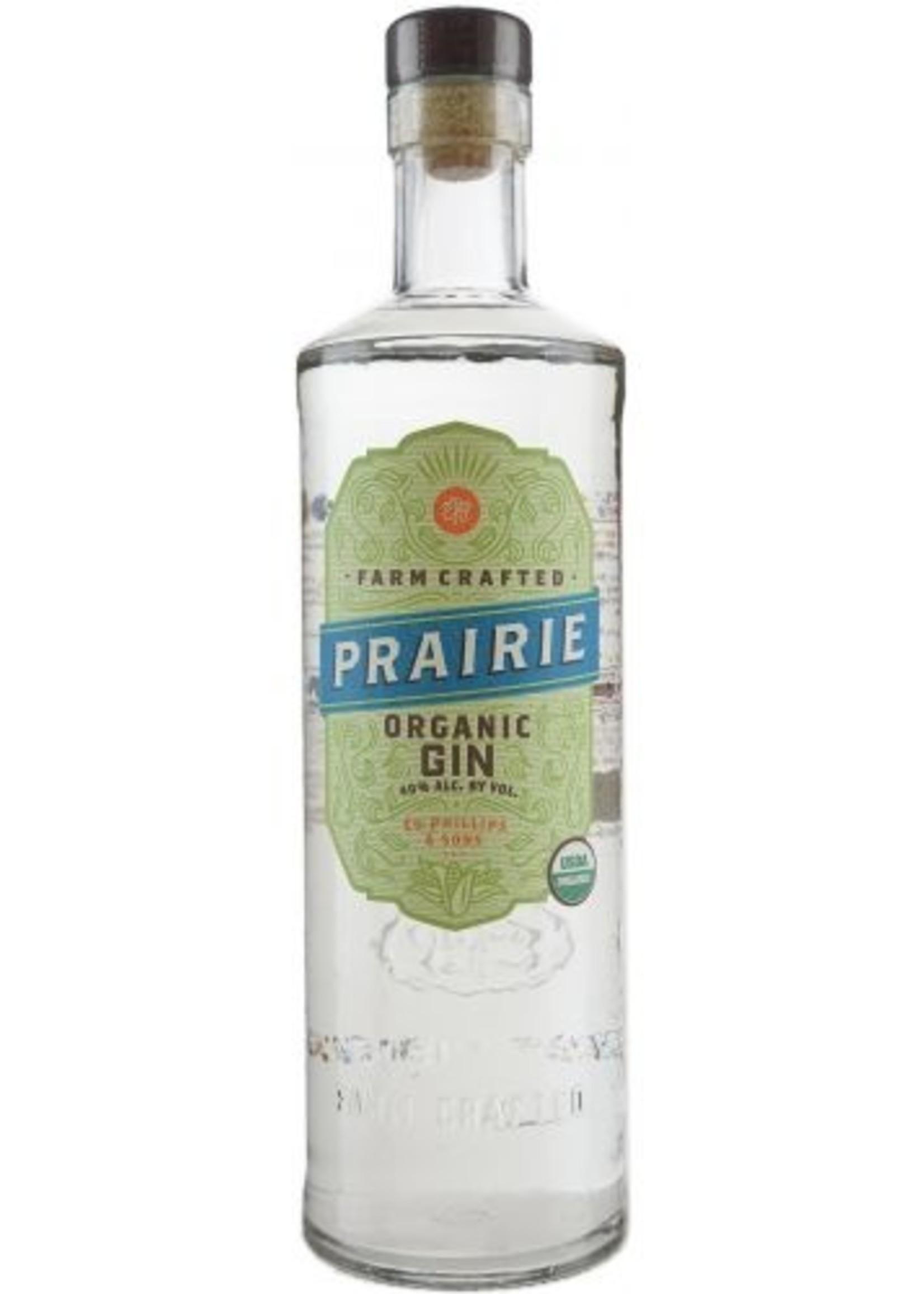 Prairie Organic Gin 375ml