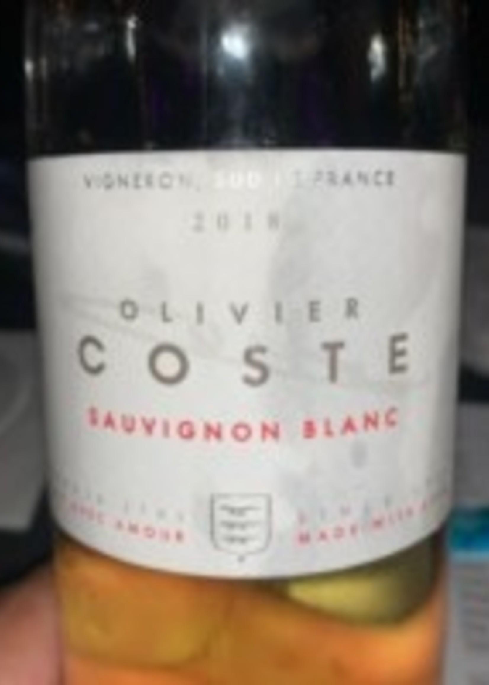 Oliver Coste Sauvignon Blanc, FR