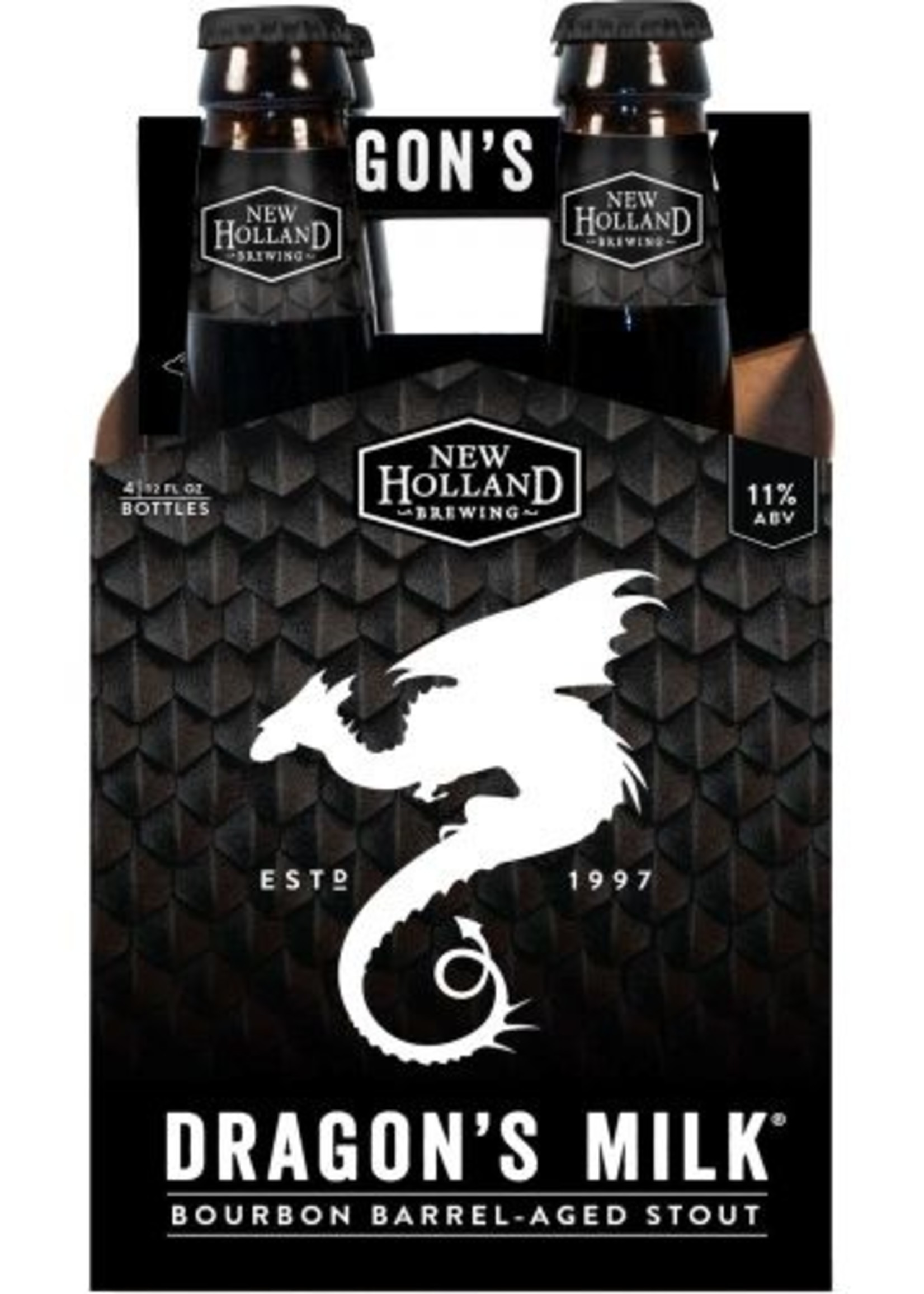 New Holland Dragons Milk 4x12oz Bottles