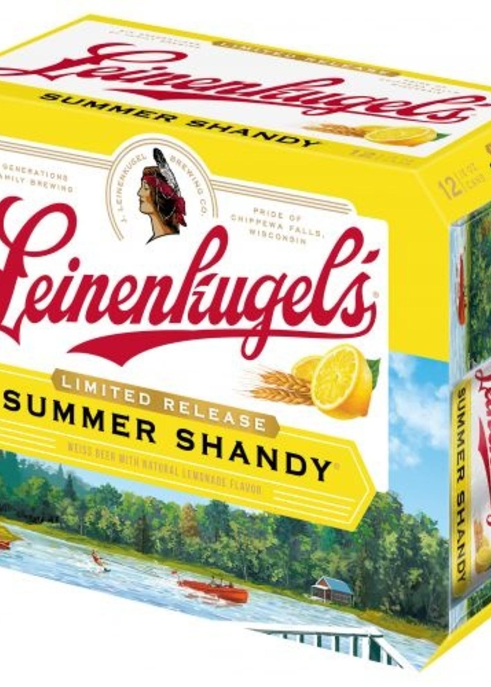 Leinenkugels Summer Shandy 12 Pack Cans