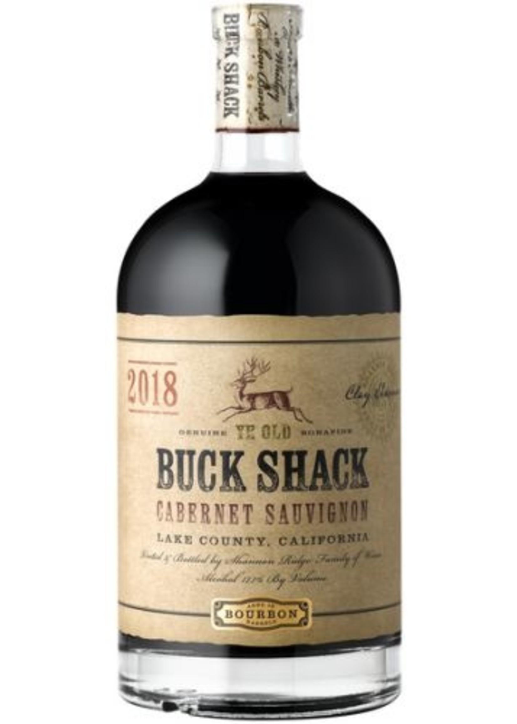 Buck Shack Bourbon Barrel Aged Cabernet Sauvignon