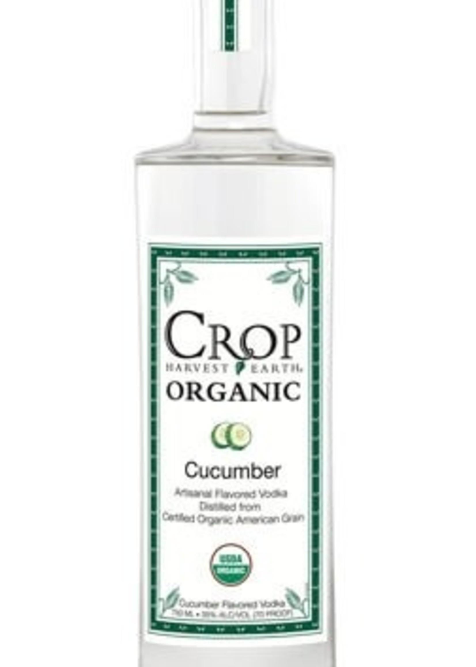Crop Organic Cucumber Vodka - 750ml