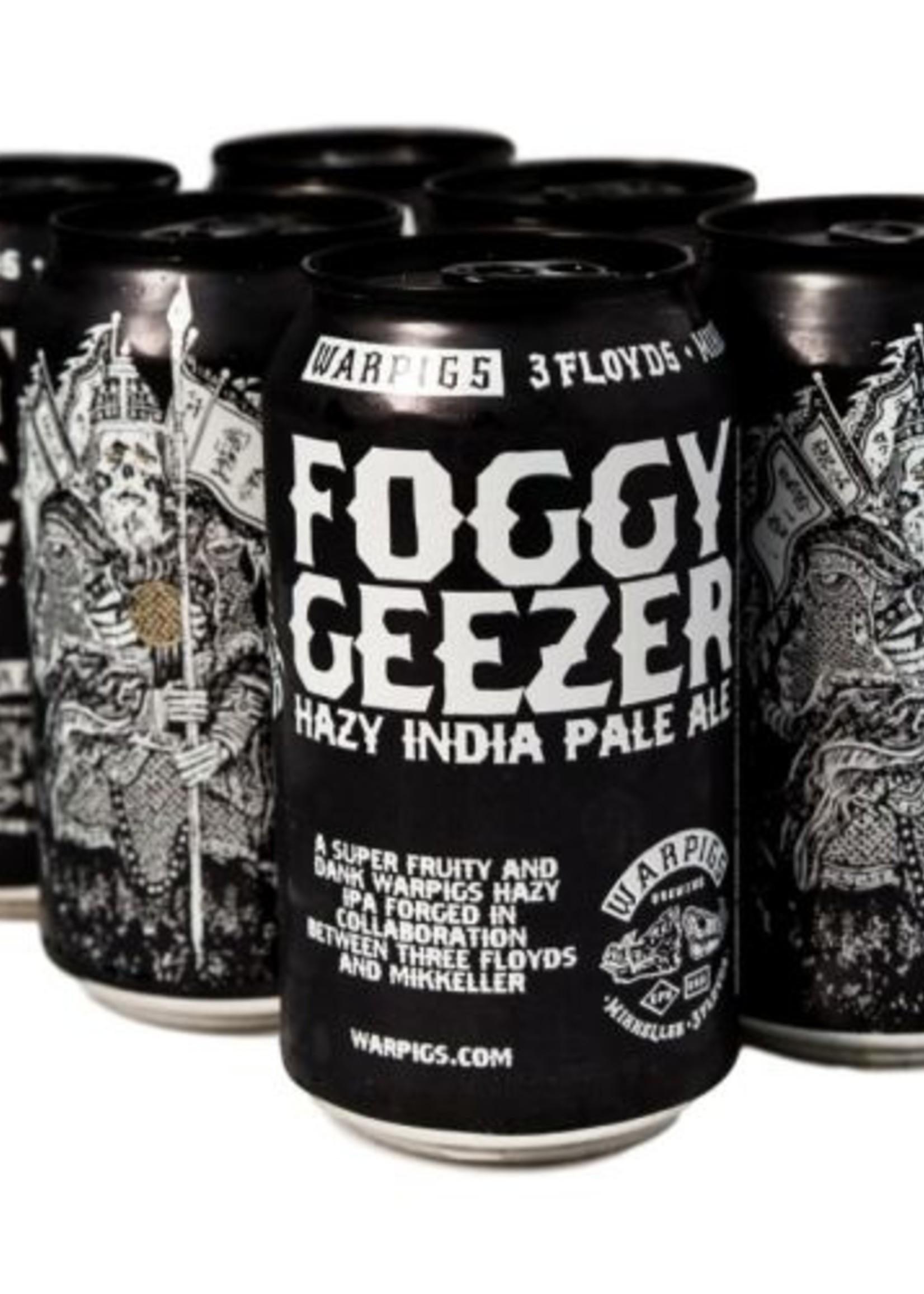 Warpigs Foggy Geezer IPA