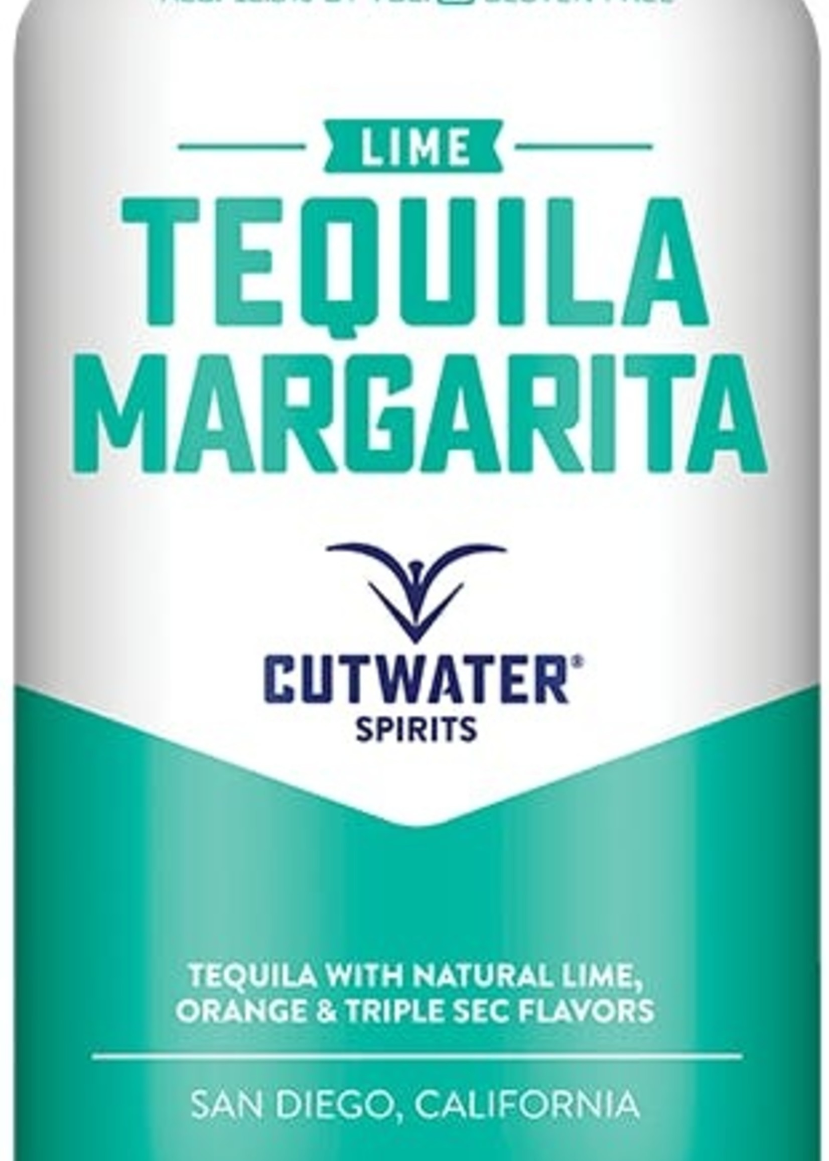 Cutwater Lime Tequila Margherita- 4x12oz Cans