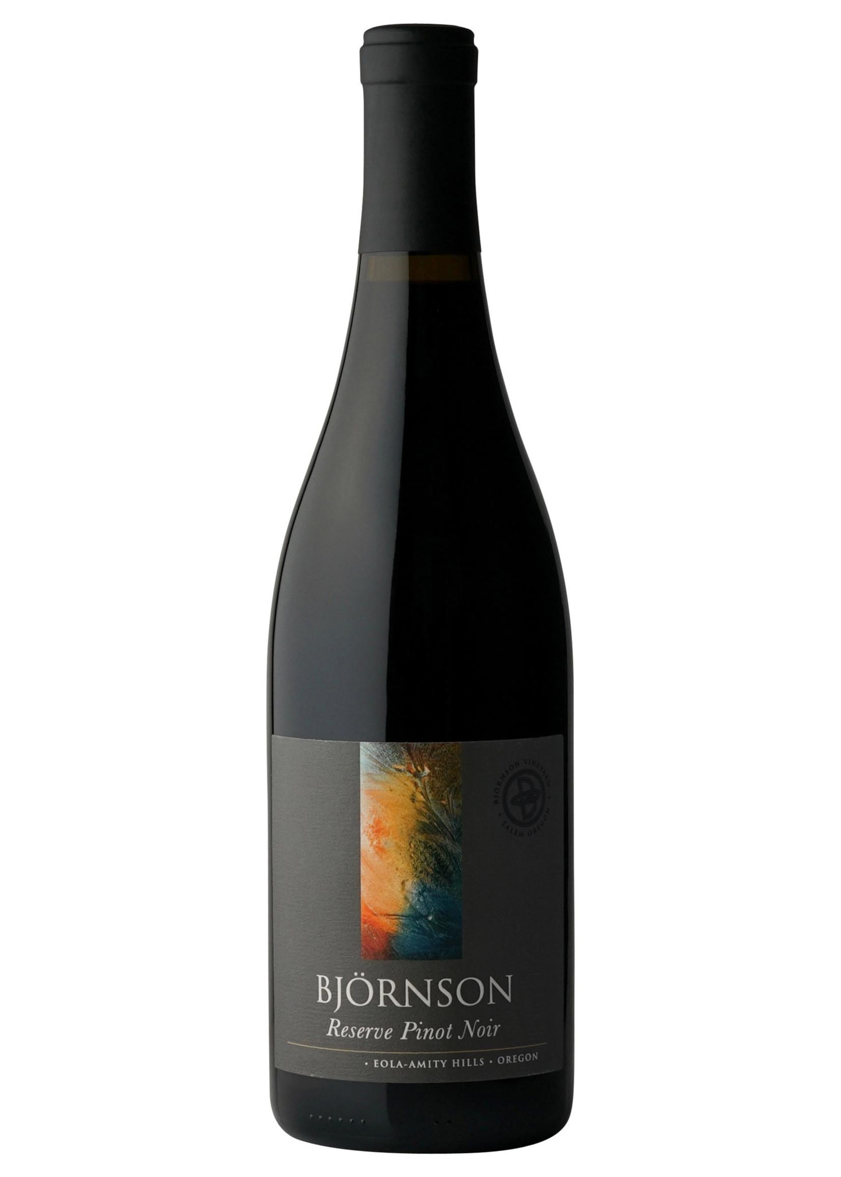 Bjornson Reserve Pinot Noir