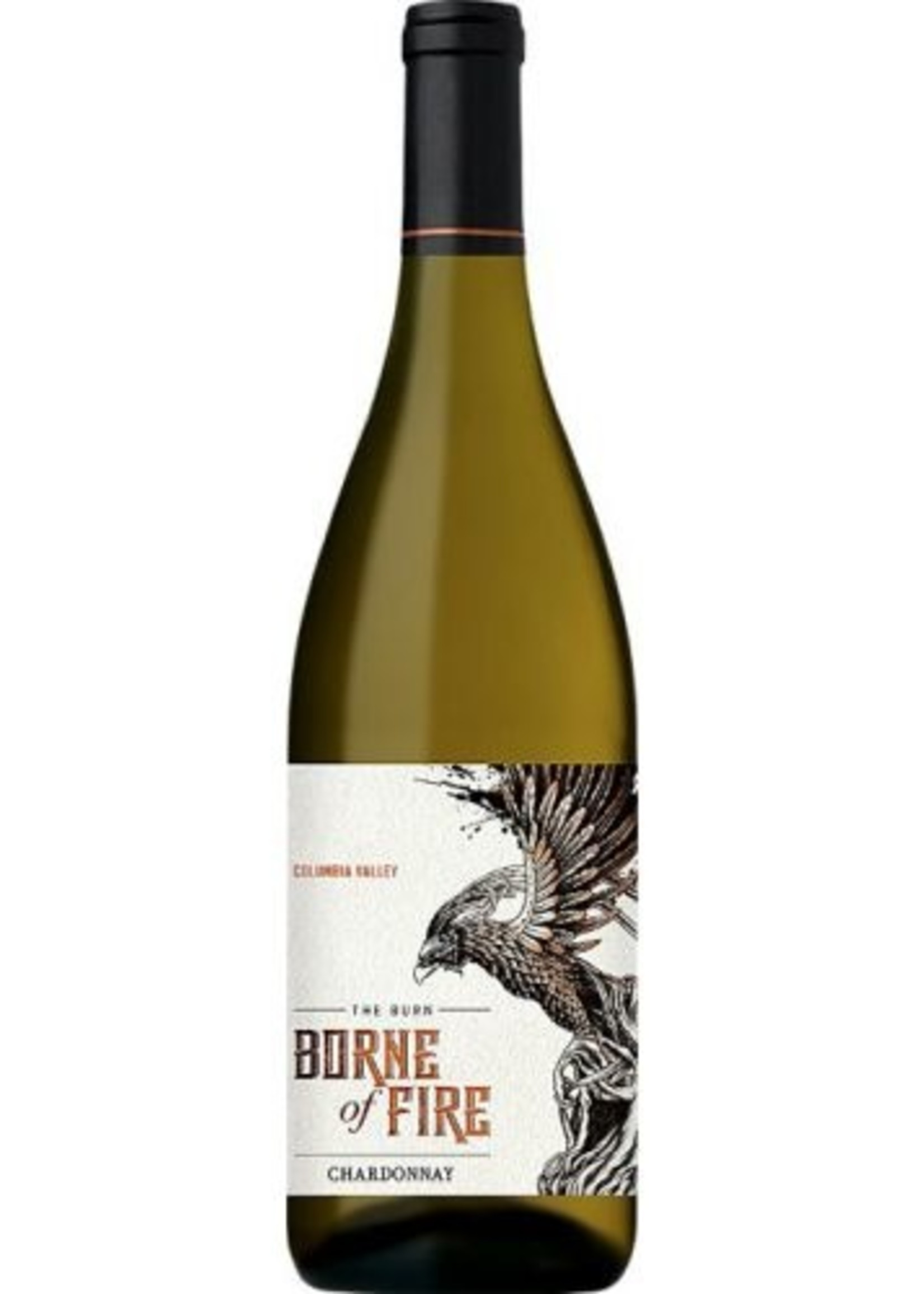CSM Borne of Fire Chardonnay, Columbia Vally, WA