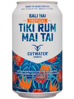 Cutwater Tiki Rum Mai Tai - 4x12oz Cans