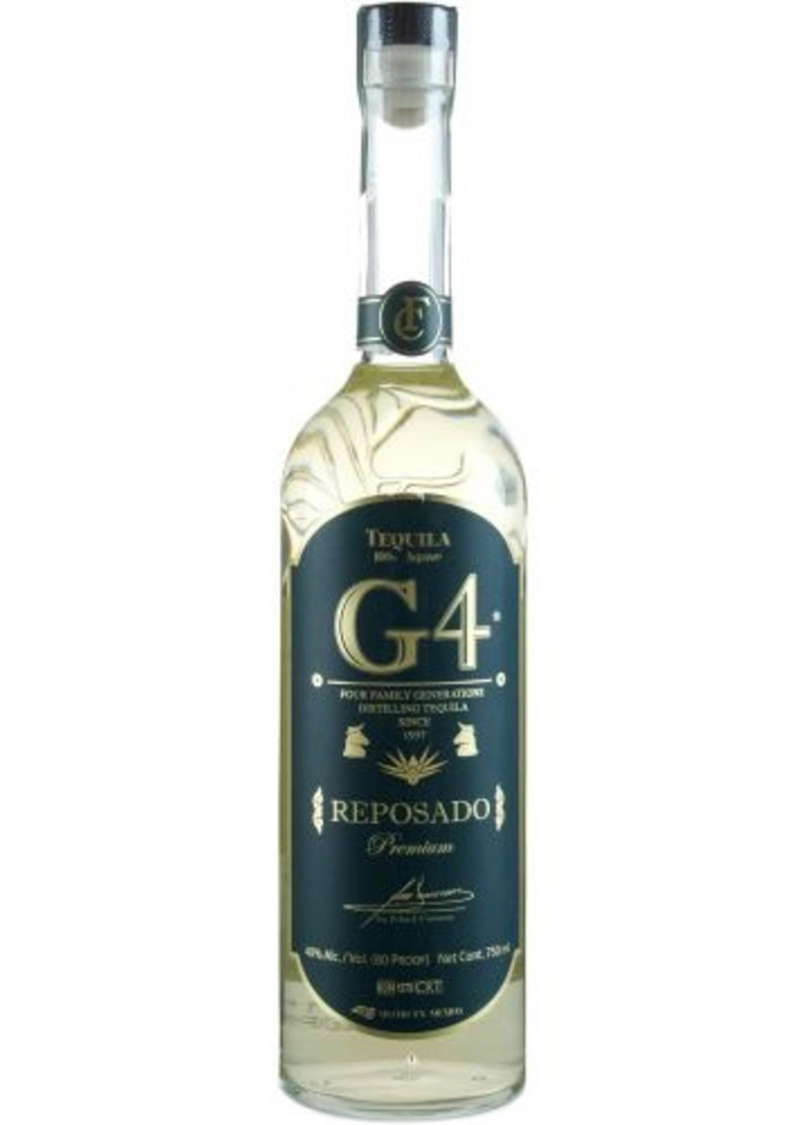 G4 Reposado Estate Grown Tequila