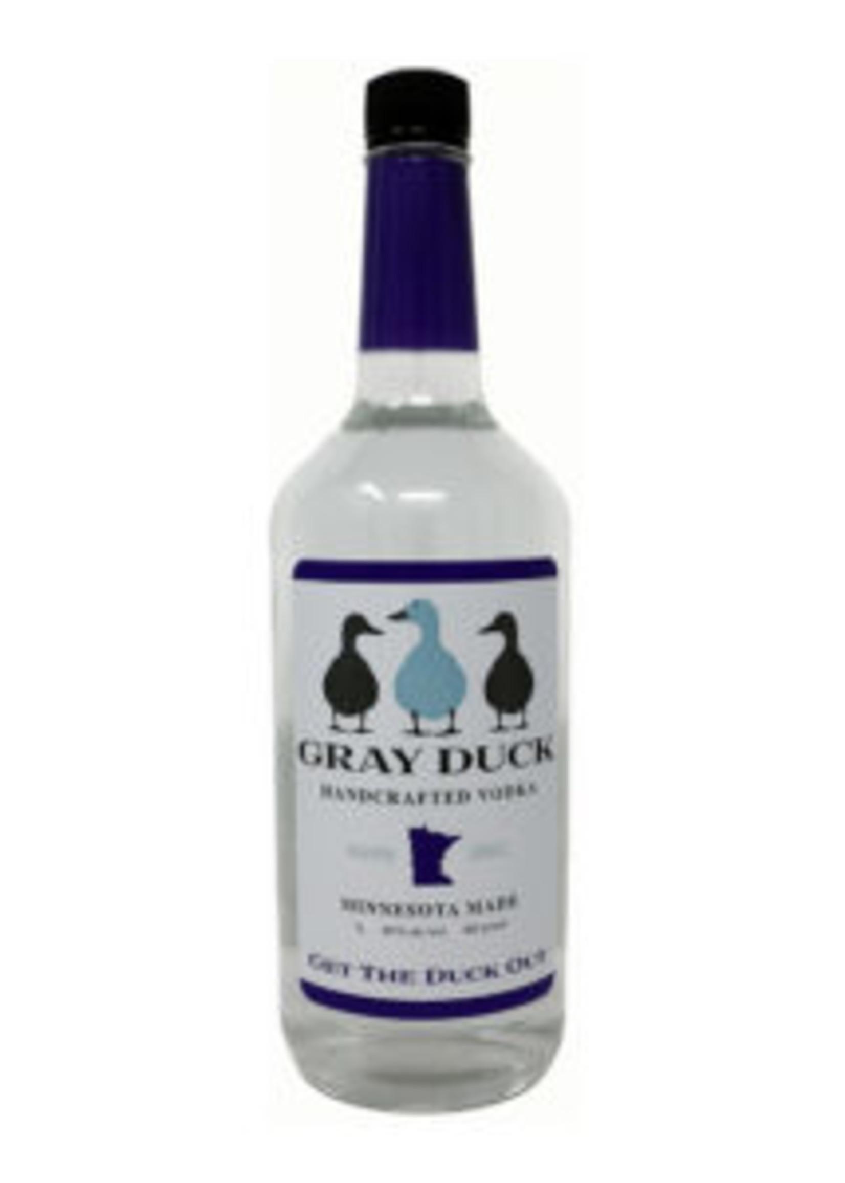 Gray Duck Vodka LTR