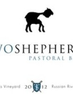 Two Shepherds Pastoral Blanc Rousanne/Marsanne, Russian River, CA