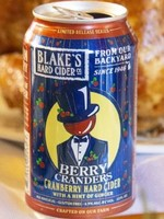Blakes Berry Canders Cranberry Hard Cider w/ Ginger - 6x12oz Cans
