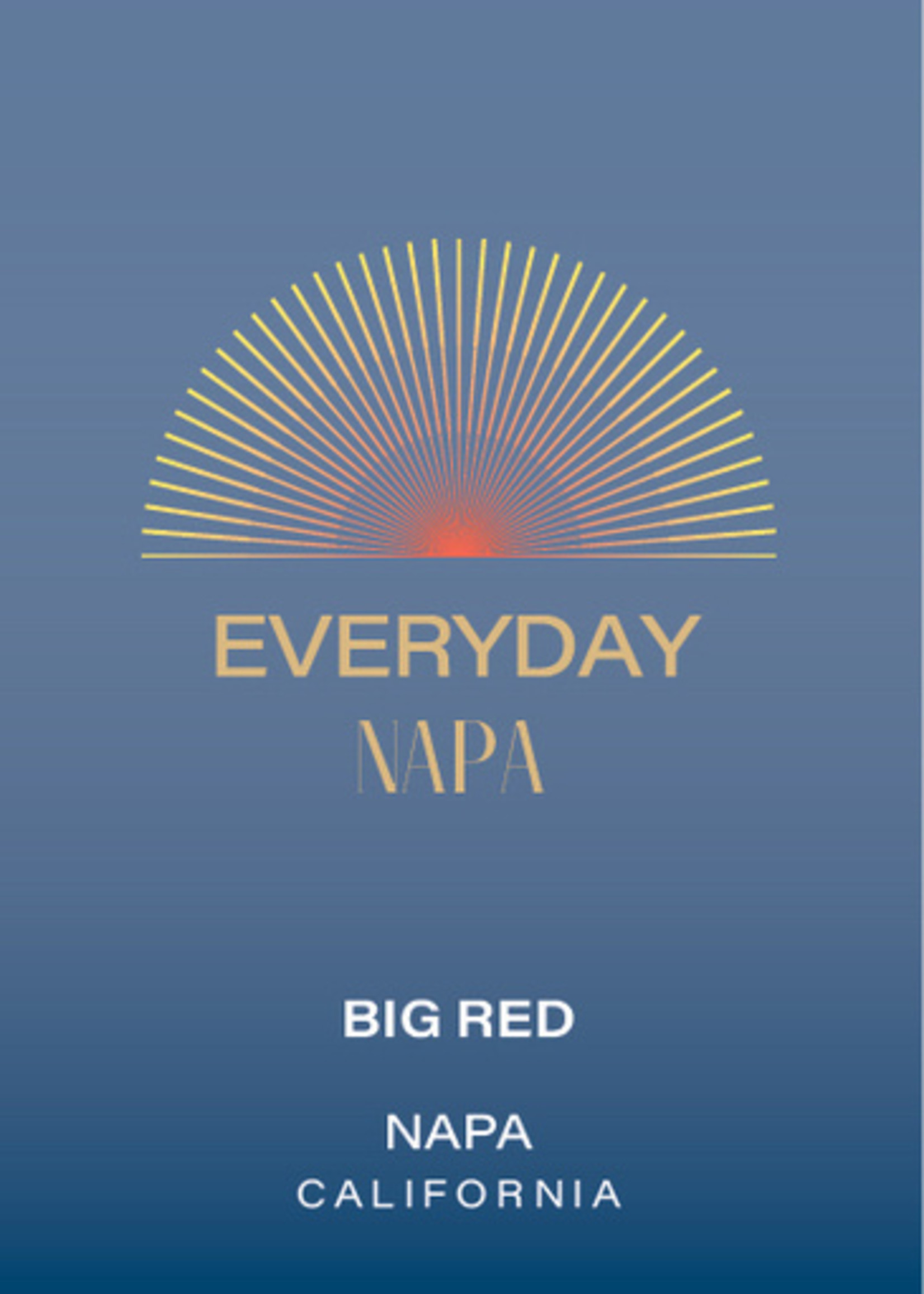 Everyday Napa Big Red Blend