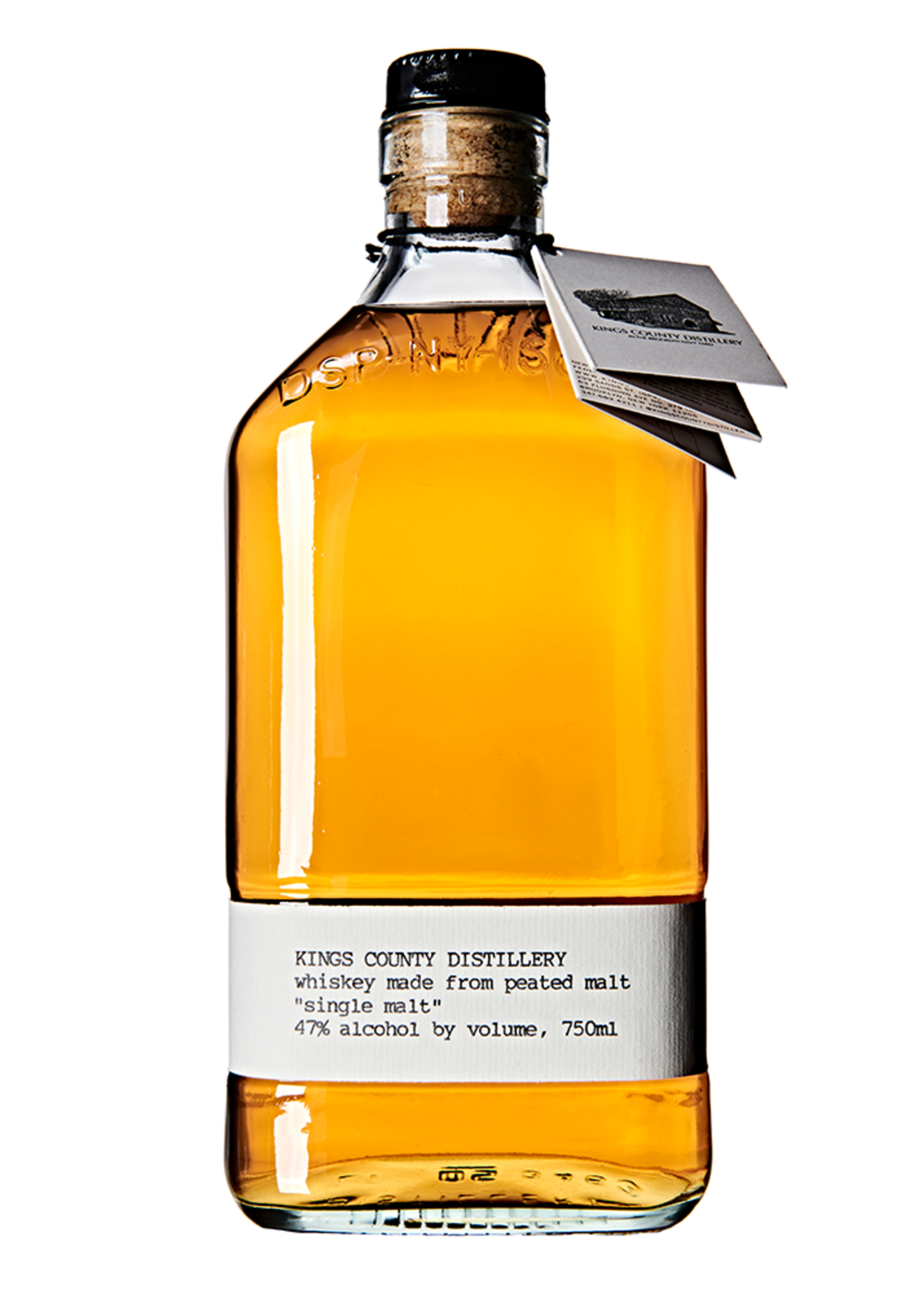 Kings County Single Malt Whiskey 750ml