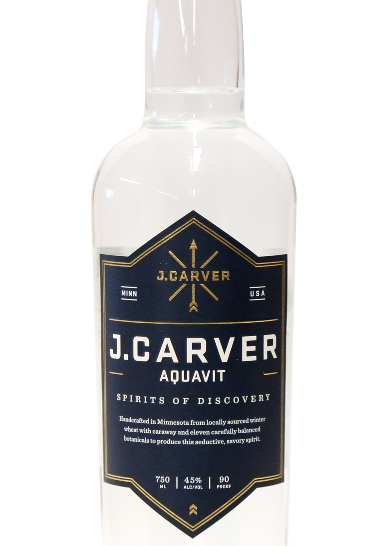 J. Carver Aquavit