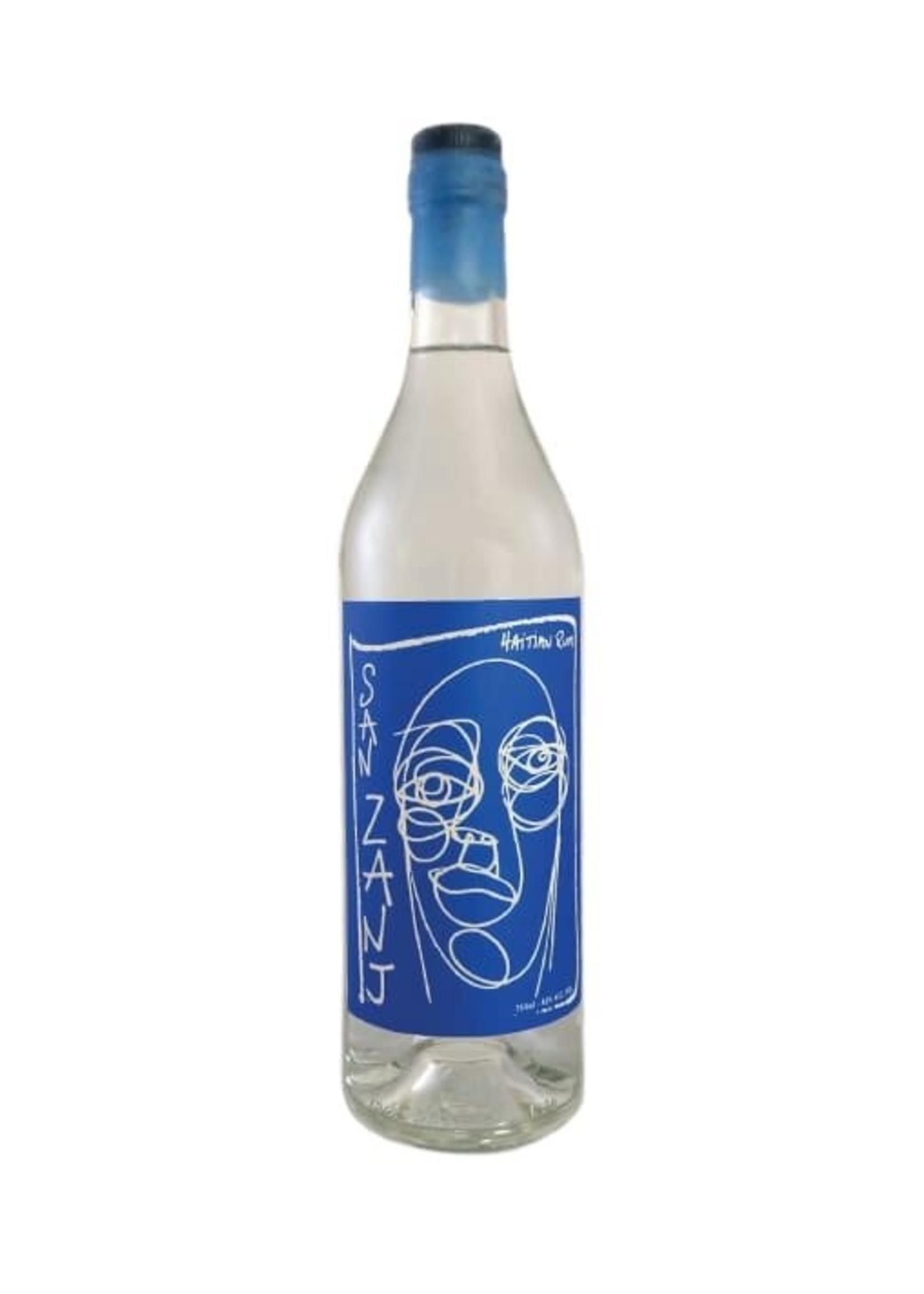 Ak Zanj Hatian White Rum - 750 ml