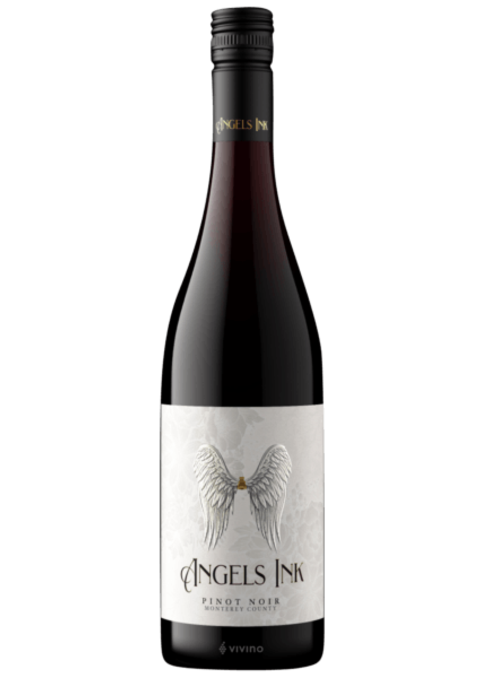 Angel's Ink Pinot Noir, Central Coast, CA