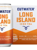 Cutwater Long Island Iced Tea - 4 12oz Cans