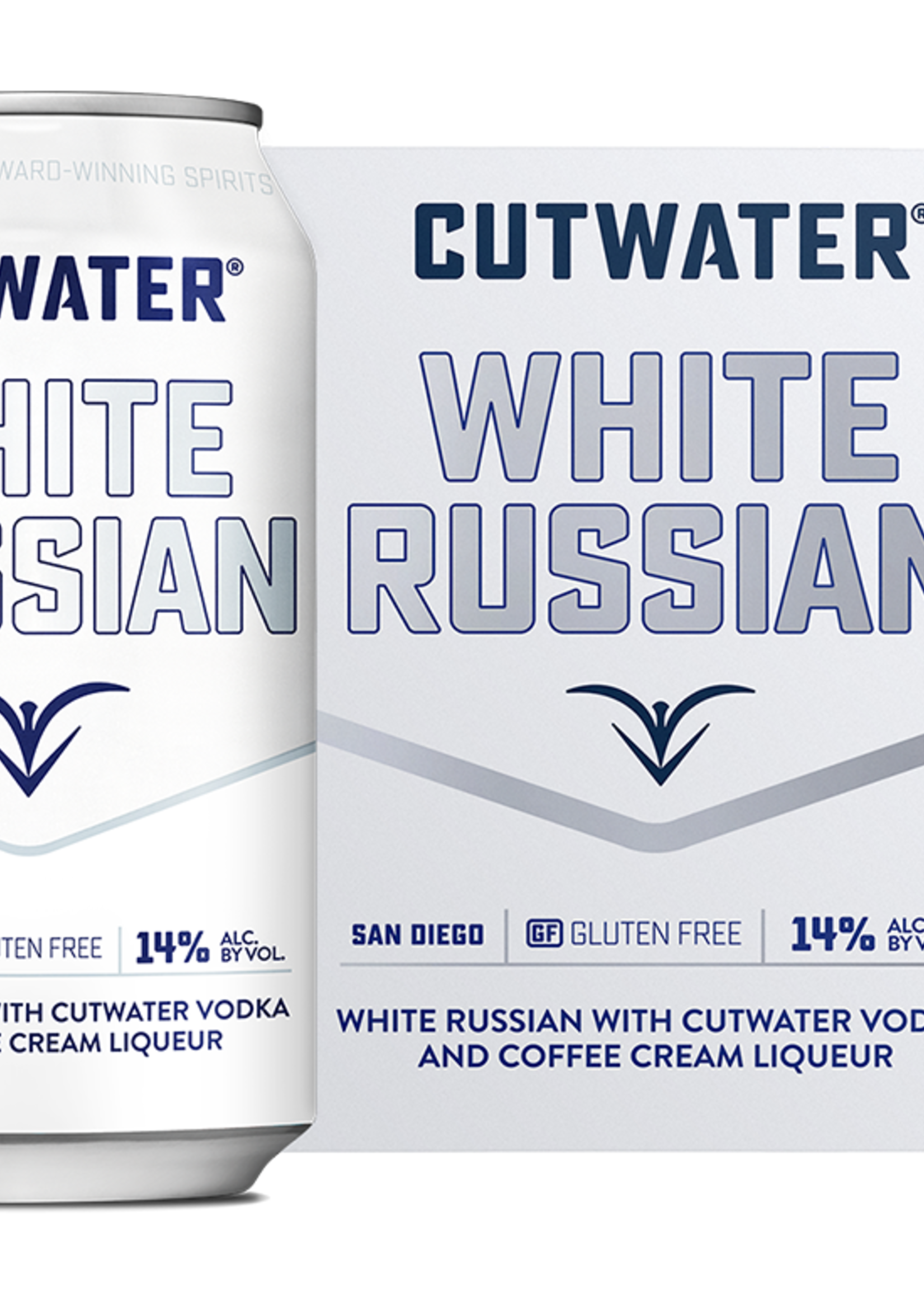 Cutwater White Russian - 4x12oz Cans