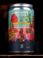 Modist Fruitropolis Imperial Smoothie Sour - 4x16oz Cans