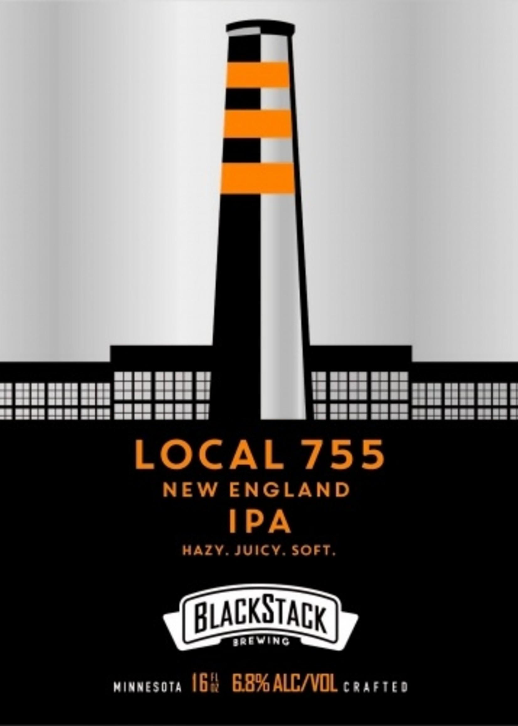 Blackstack Local 755 IPA - 4x16oz Cans