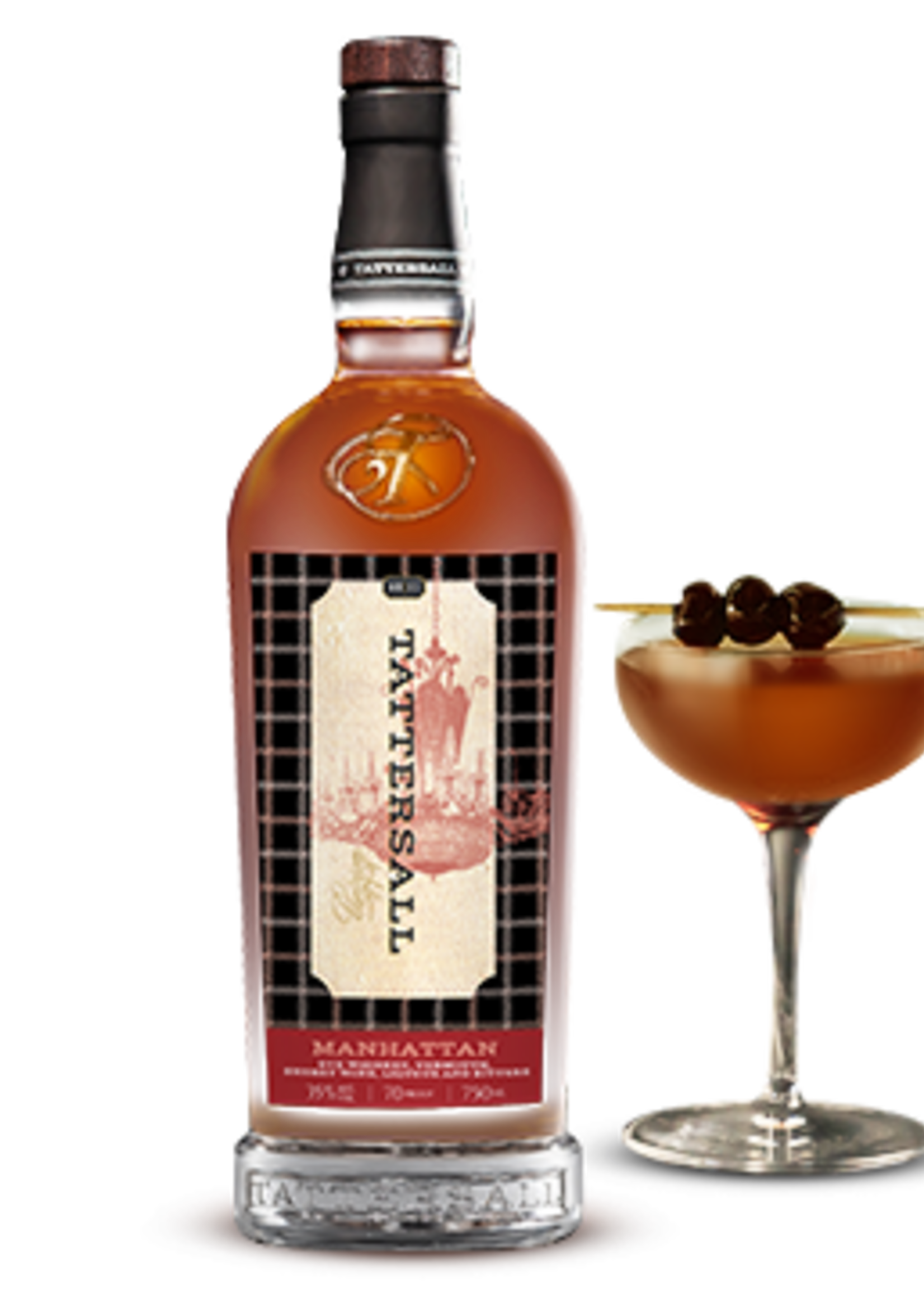 Tattersall RTD Manhattan - 750ml