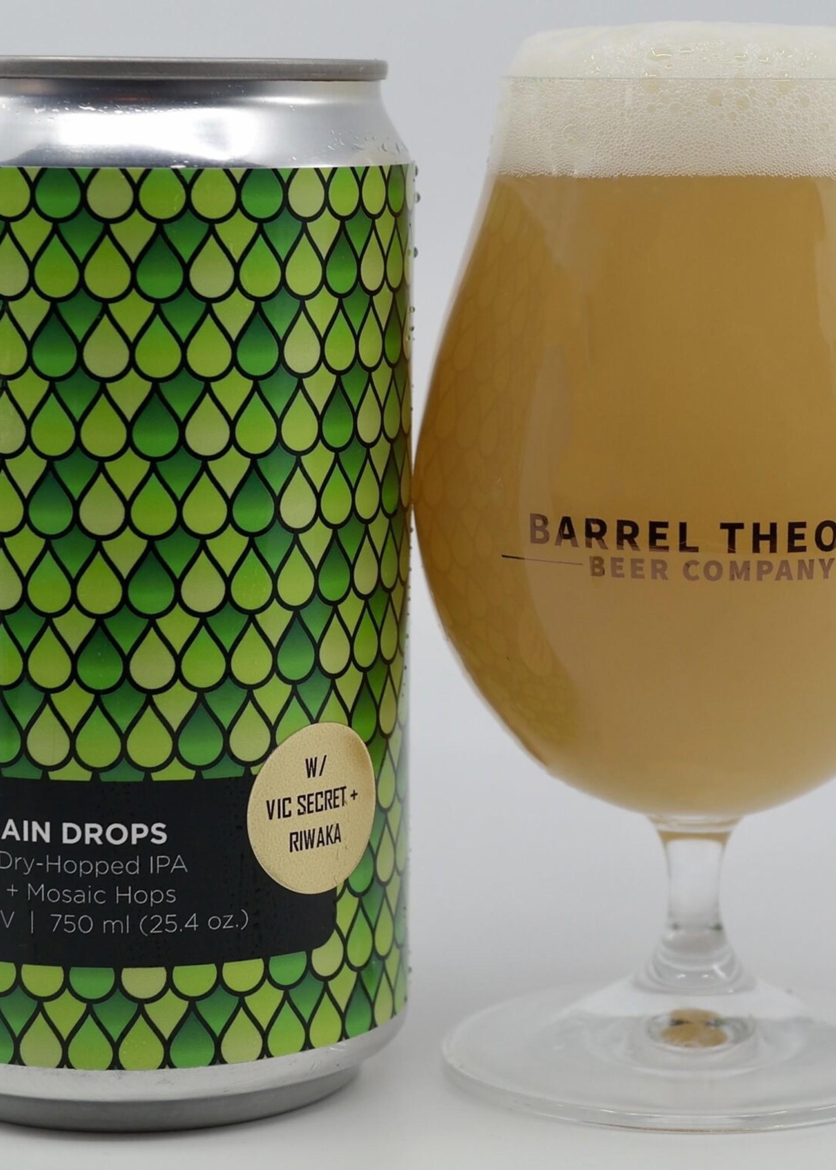 Barrel Theory DDH Rain Drops - Crowler