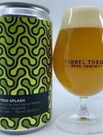 Barrel Theory Frog Splash Smoothie Sour w/ Mango, Guava + Tangerine - Crowler