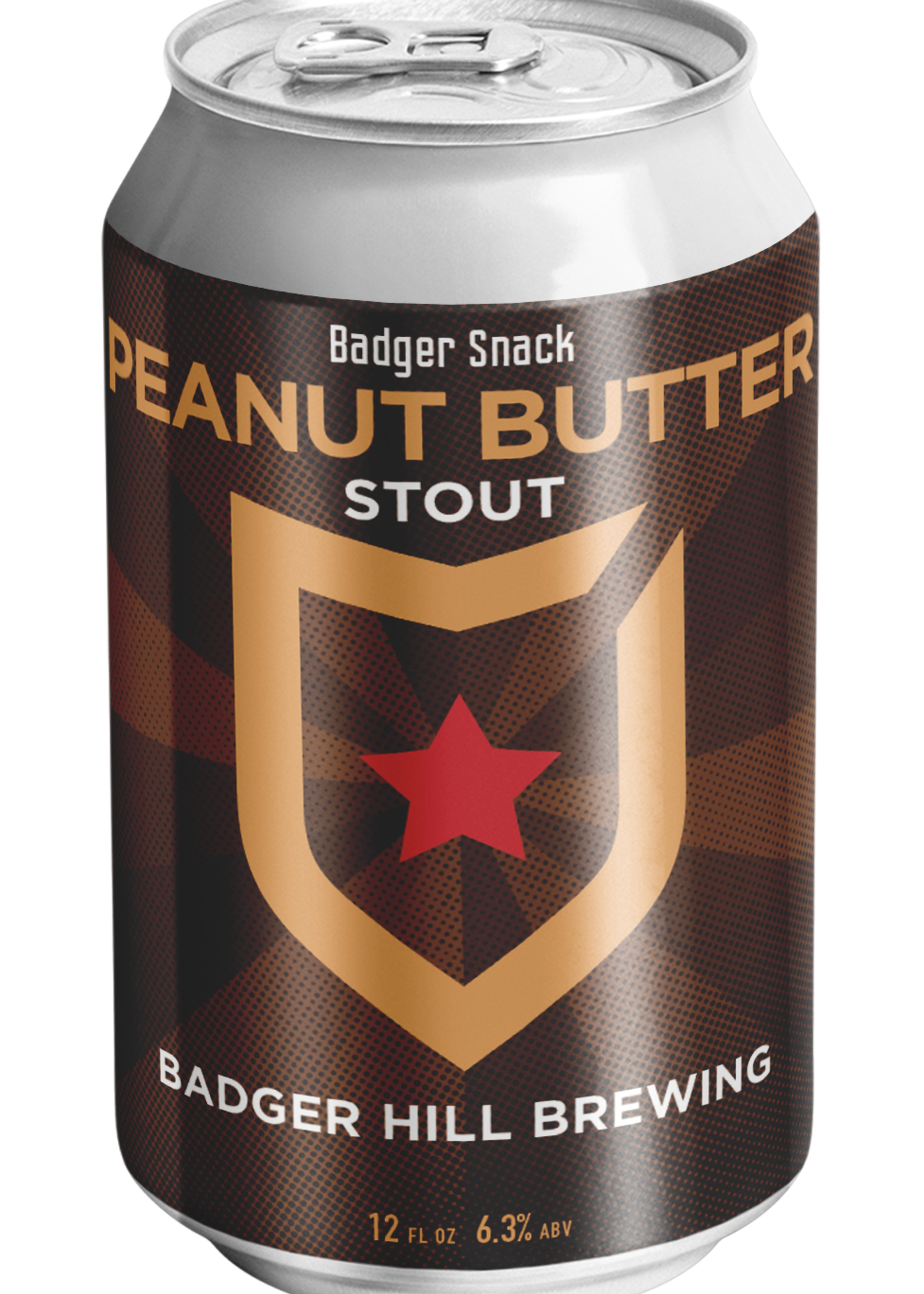 "Badger Hill Peanut Butter Stout ""Badger Snack"""