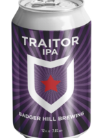 Badger Hill Traitor IPA - 6x12oz Cans