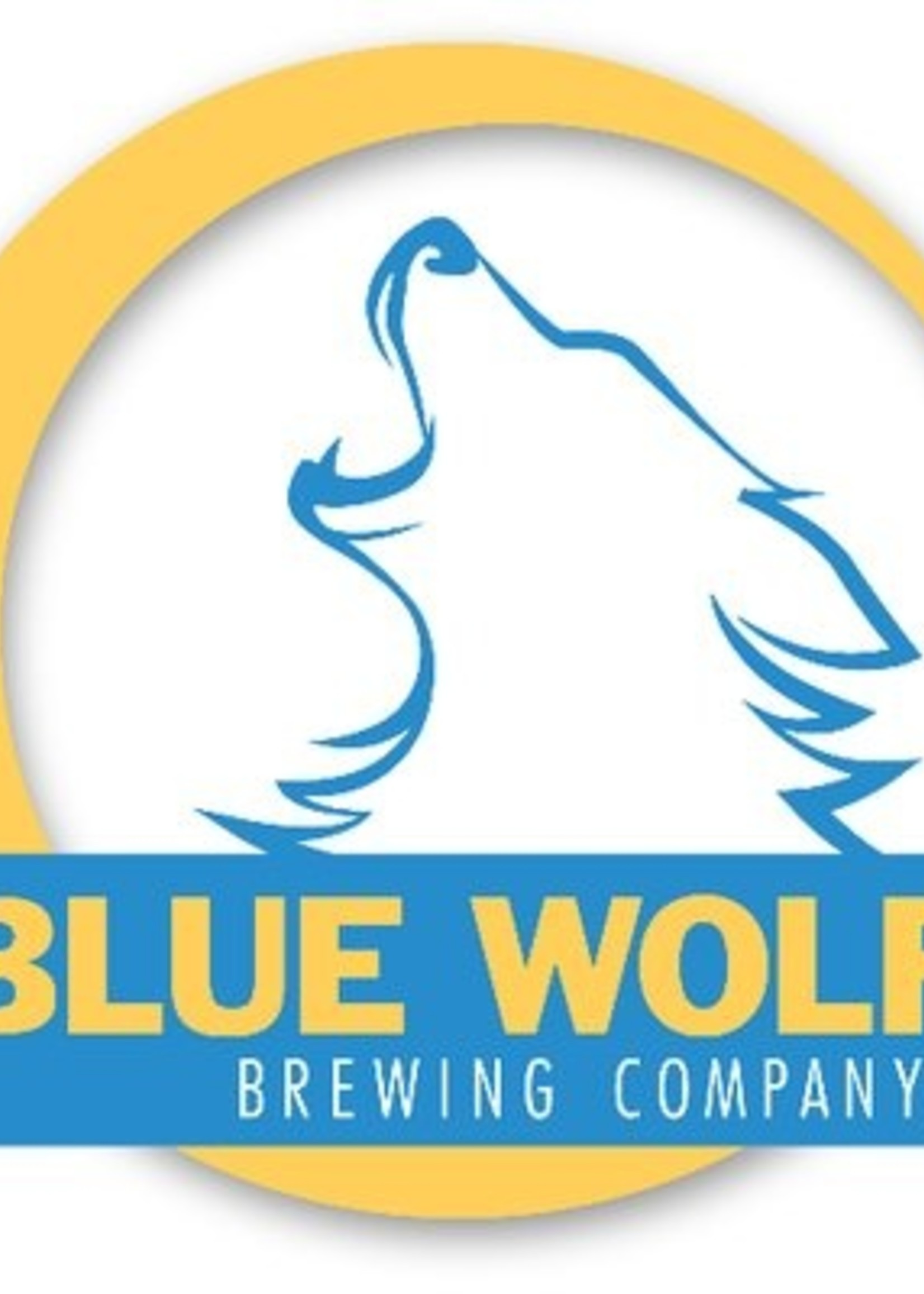 Blue Wolf Juci Luci Hazy IPA - 4x16oz Cans
