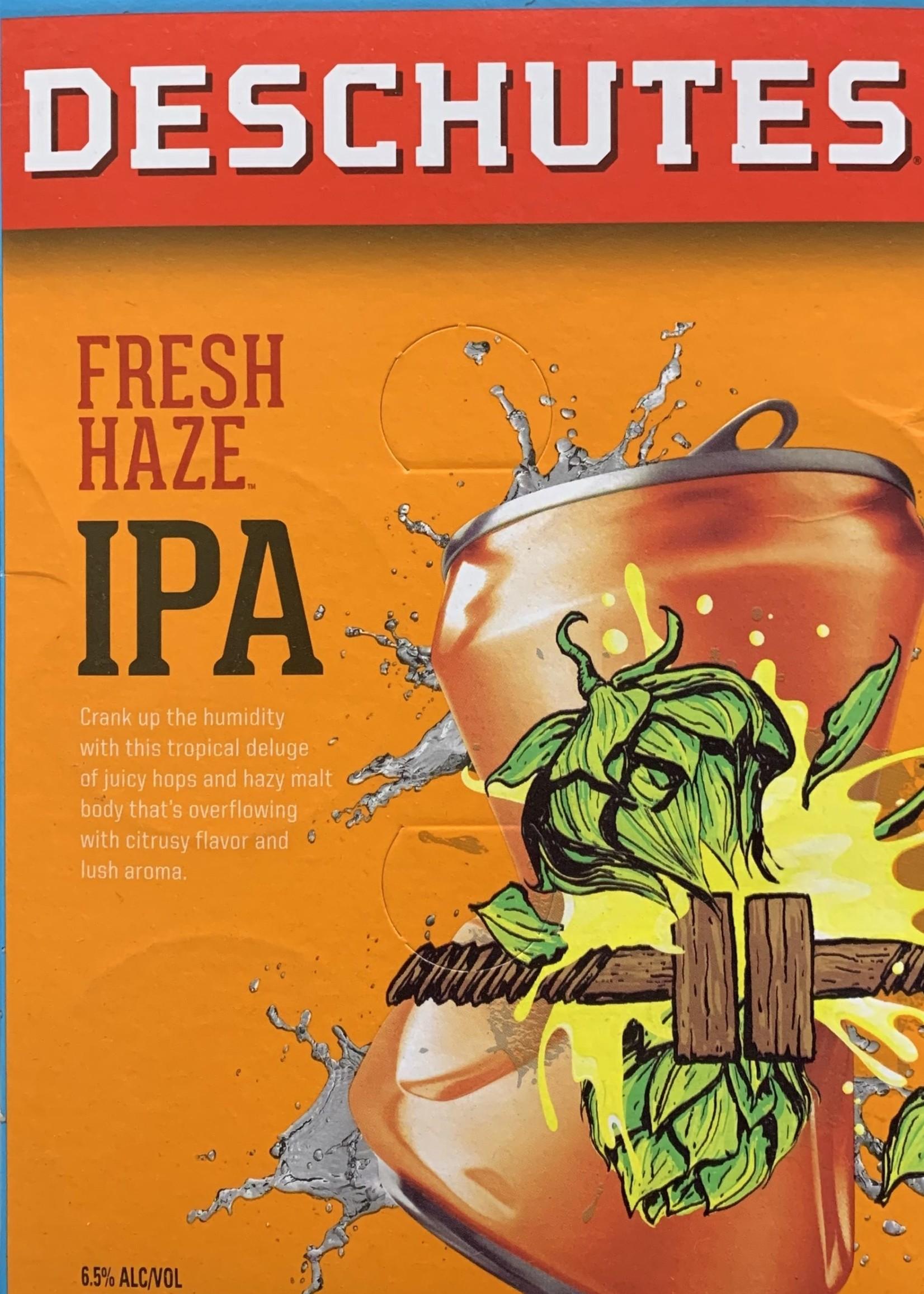 Deschutes Fresh Haze IPA 6 Cans