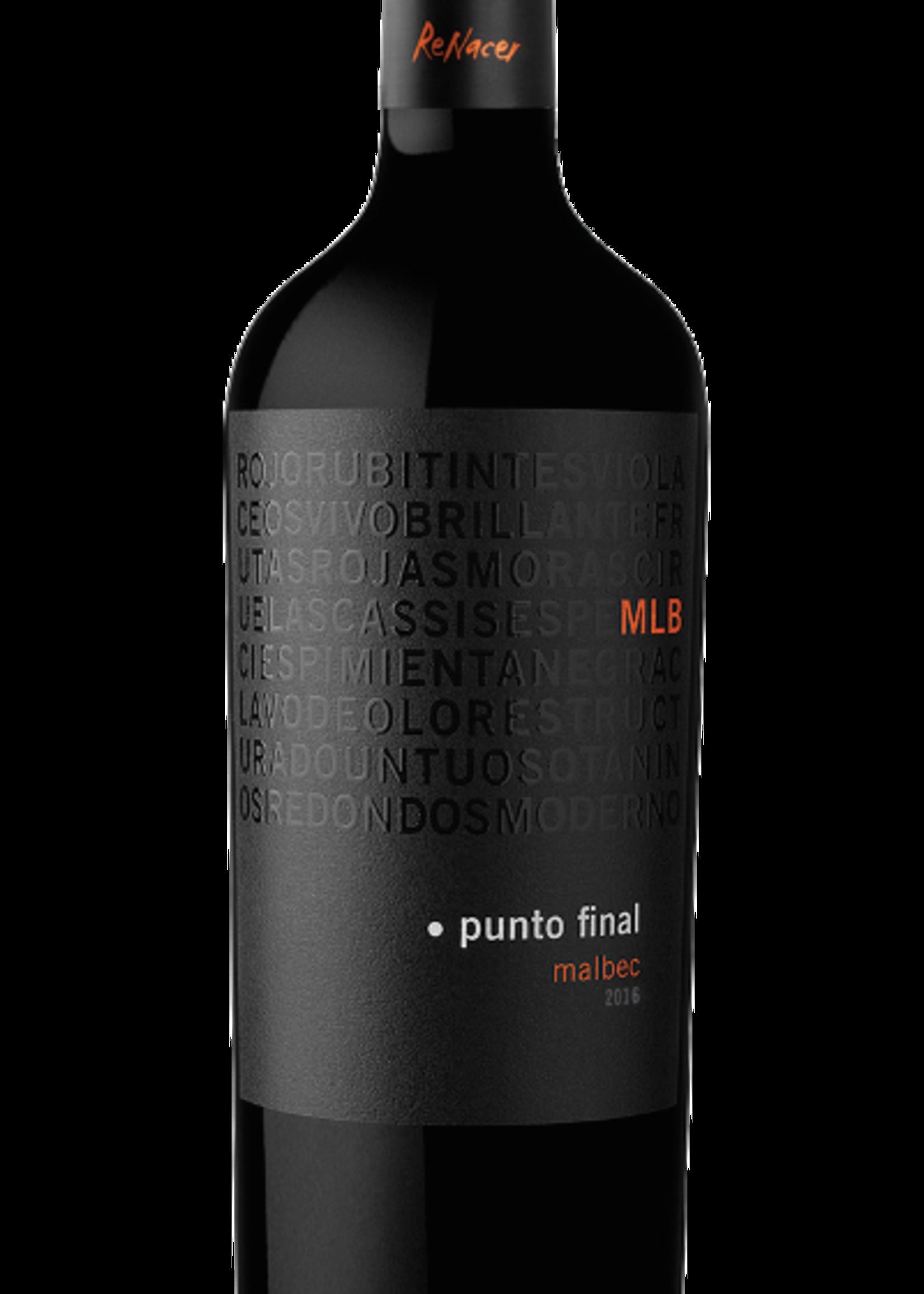 Punto Final Malbec, Argentina