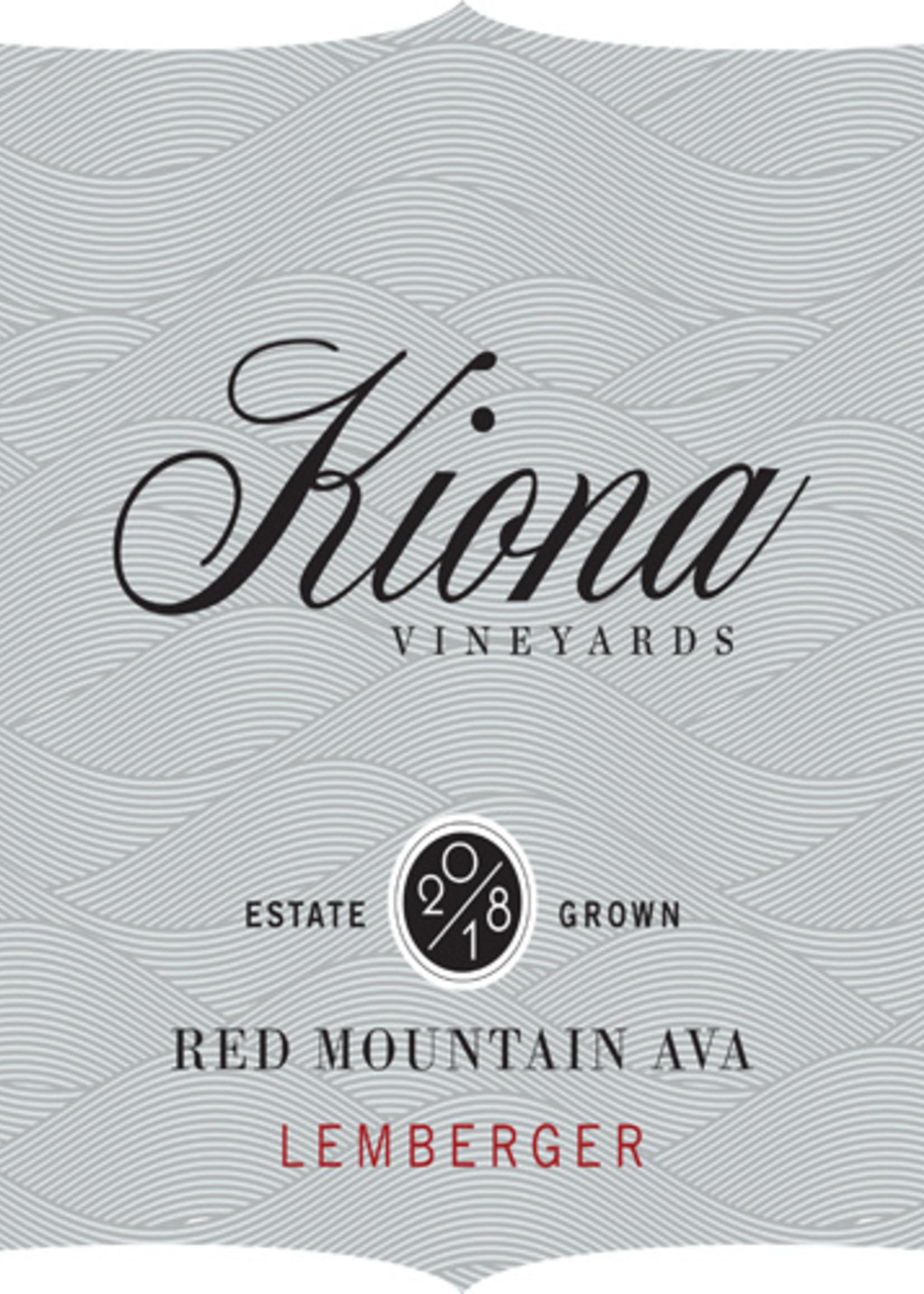 Kiona Lemberger, Red Mountain, WA