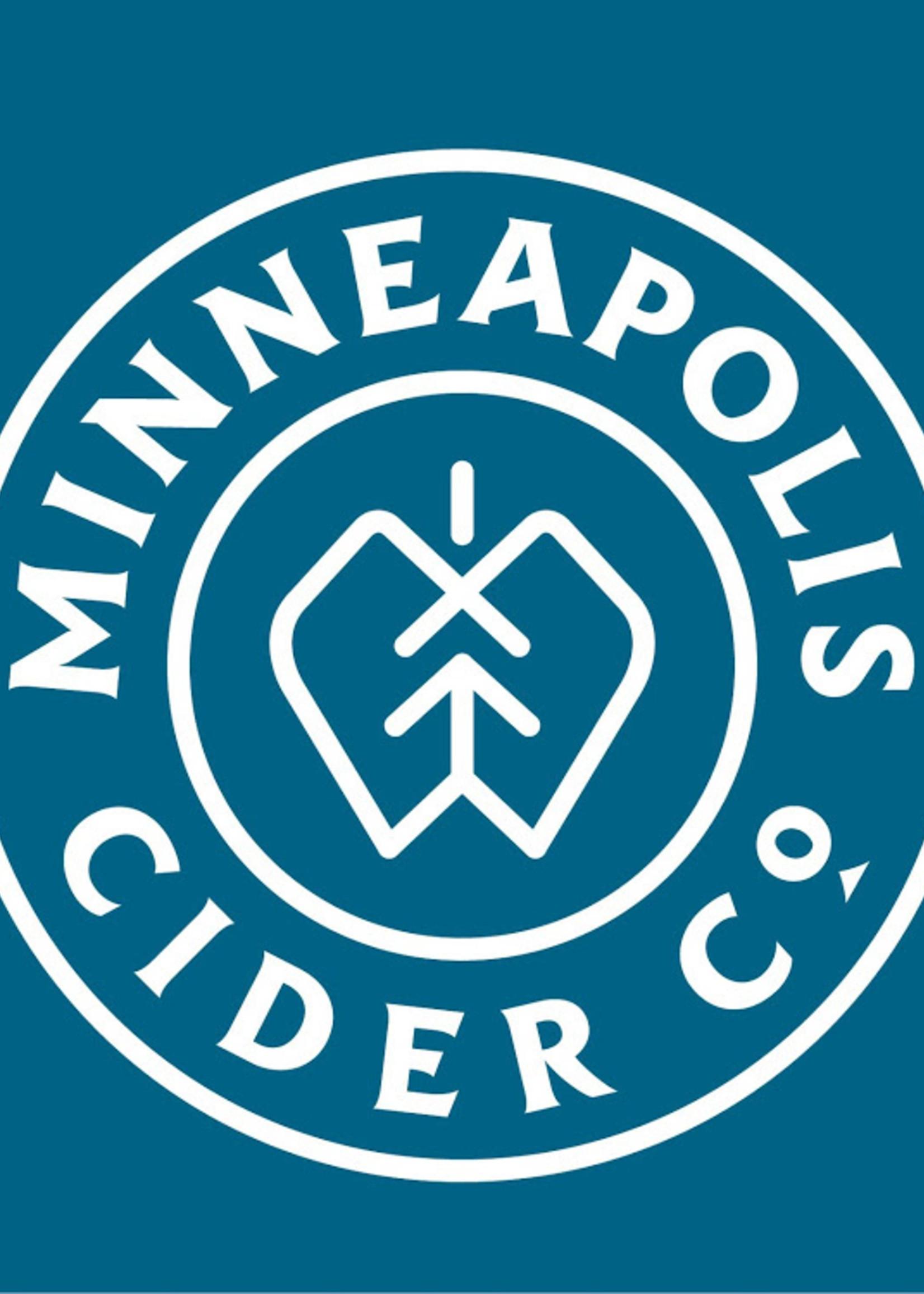 MInneapolis Cider Company Raspberry Cider