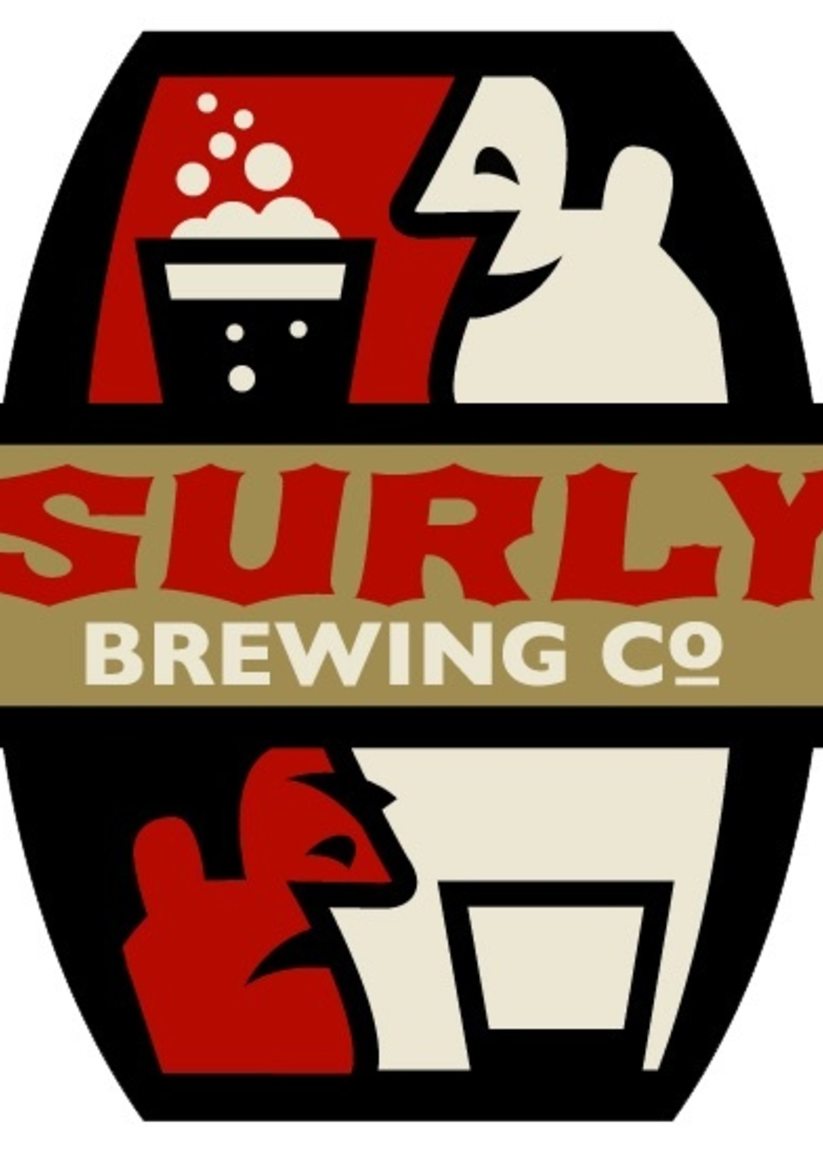 Surly 2021 Bourbon Barrel Aged Darkness Stout - 1x750ml