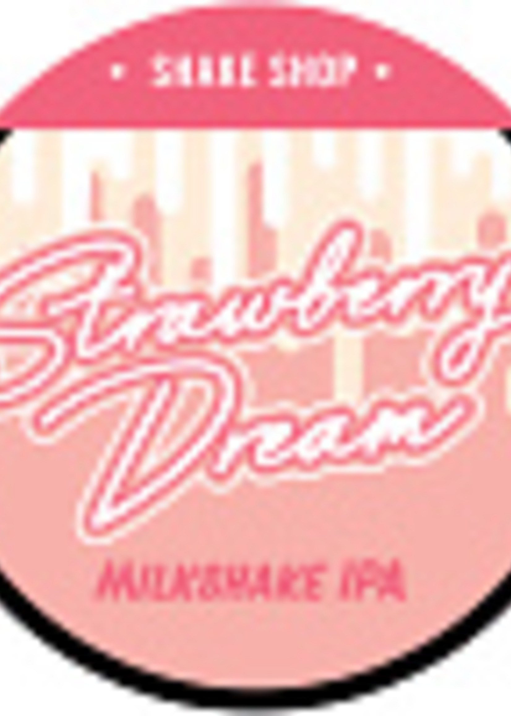 Southern Tier Strawberry Dream Milkshake IPA