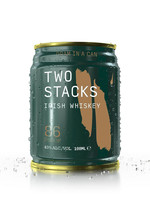 Two Stacks Irish Whiskey - Dram in a Can 4x100ml