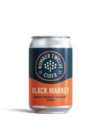 #12 Cider Black Market Black Currant Cider - 4x12oz Cans