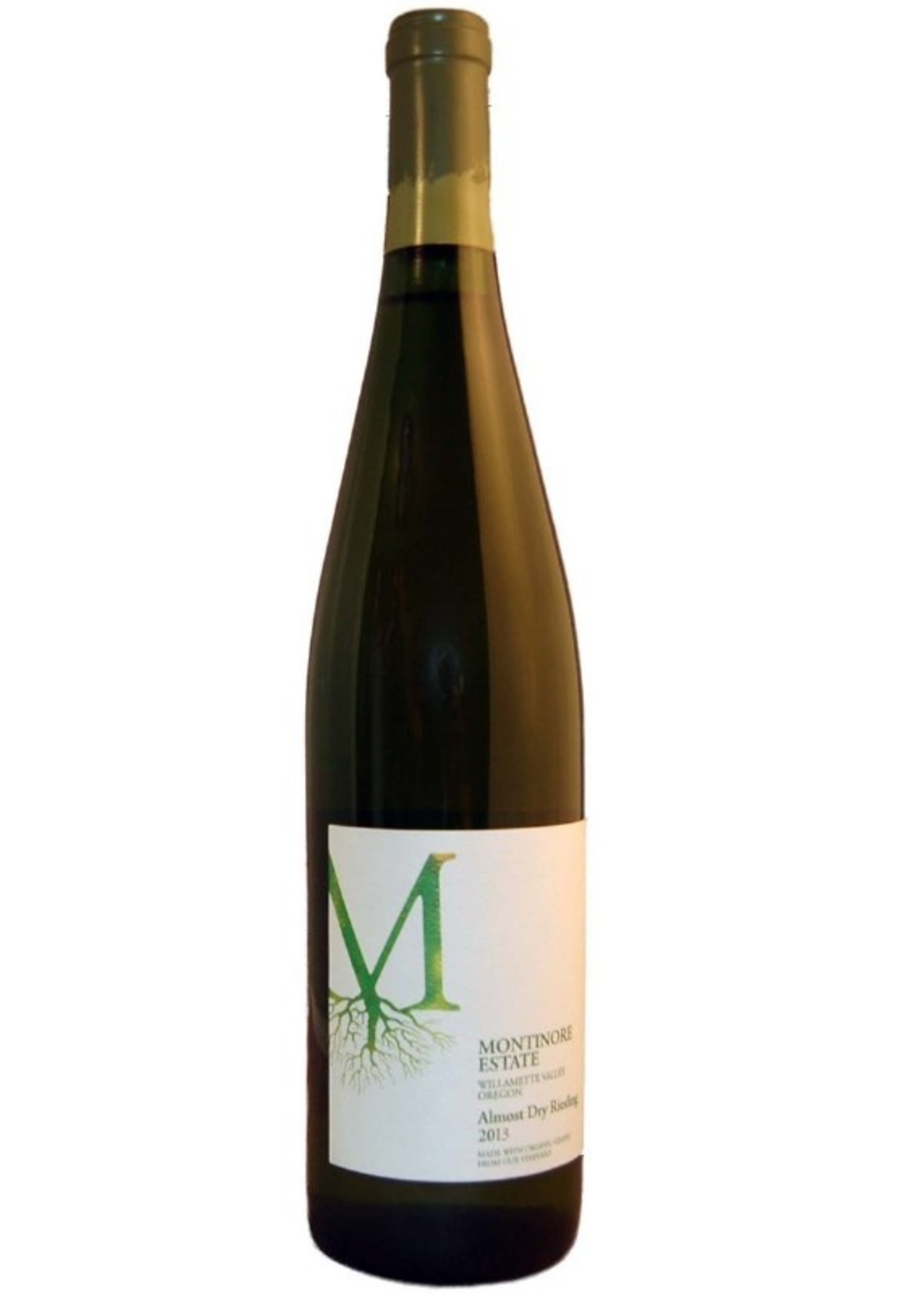 Montinore Almost Dry Riesling, OR