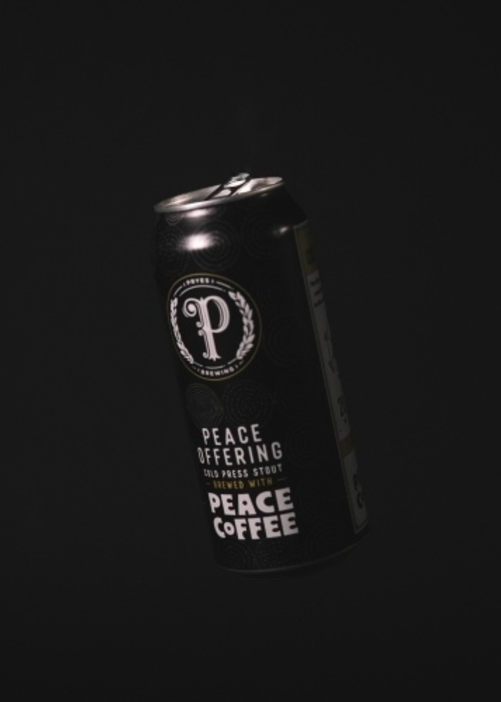 Pryes Peace Offering Coffee Stout - 4x16oz Cans