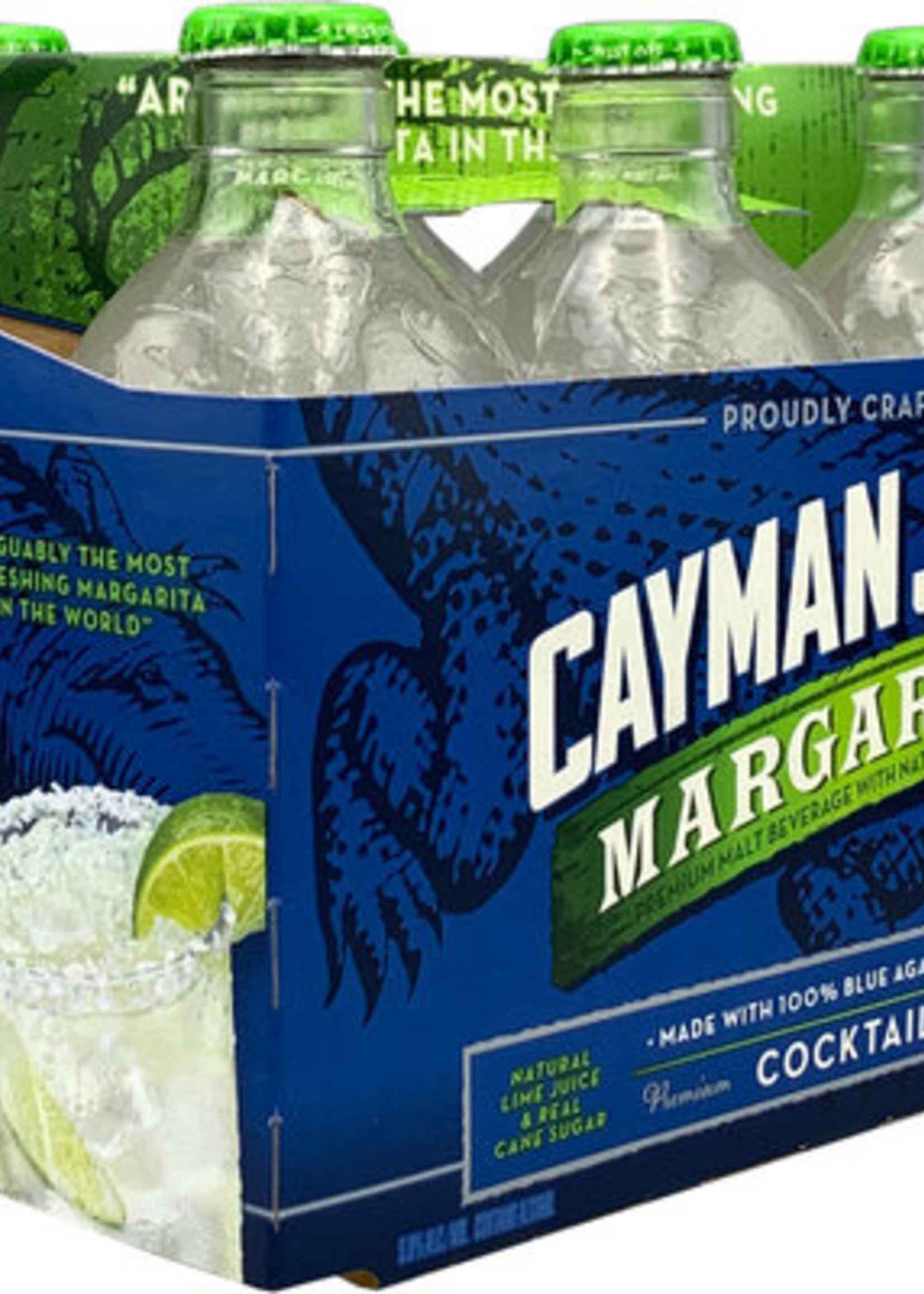 Cayman Jack Margarita - 6x12oz Bottles